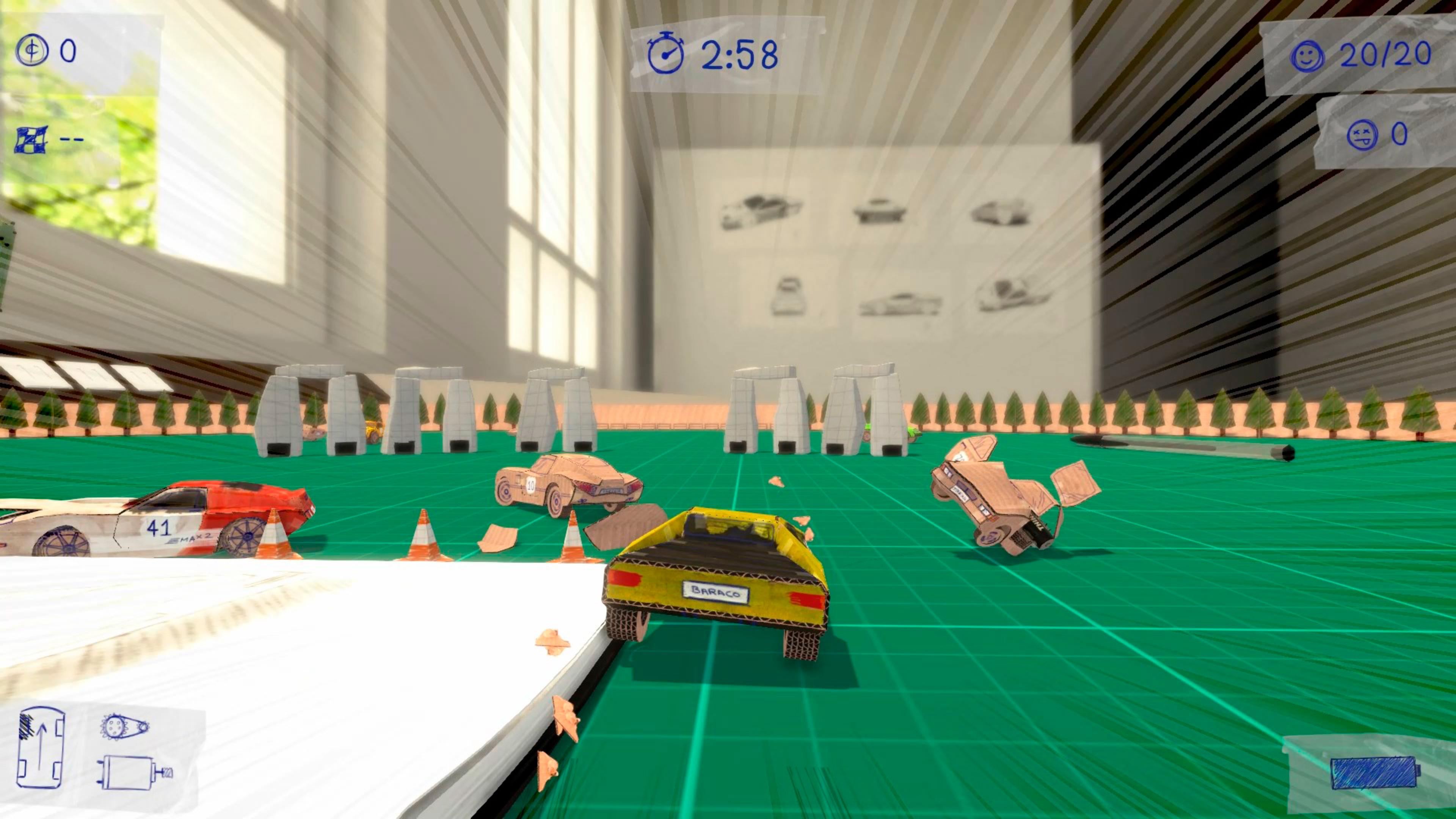 Скриншот №3 к Concept Destruction PS4 and PS5