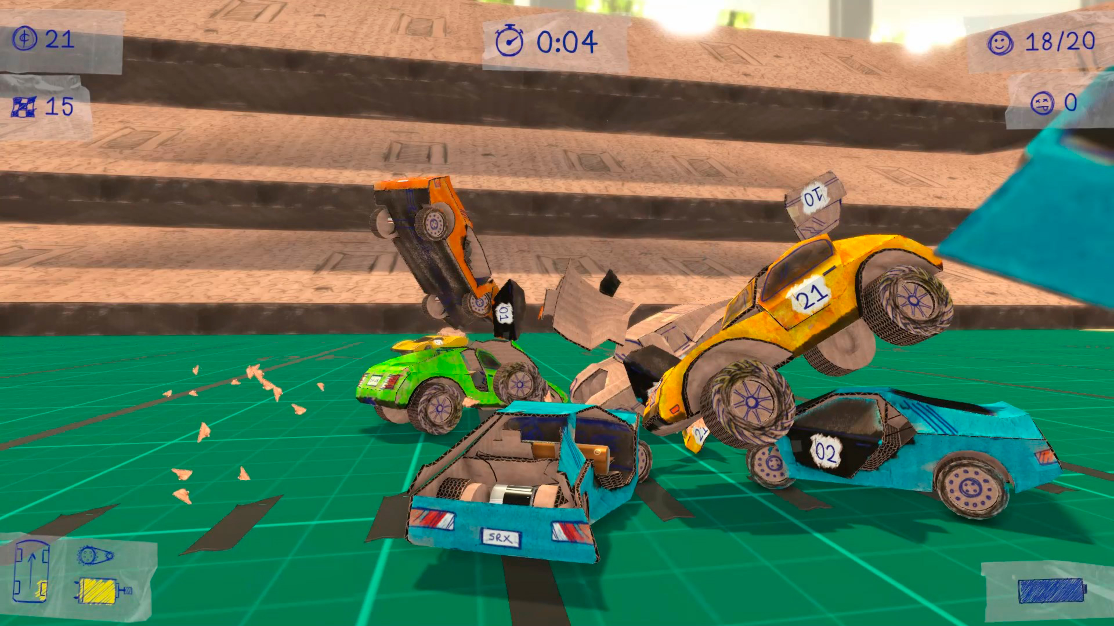 Скриншот №9 к Concept Destruction PS4 and PS5