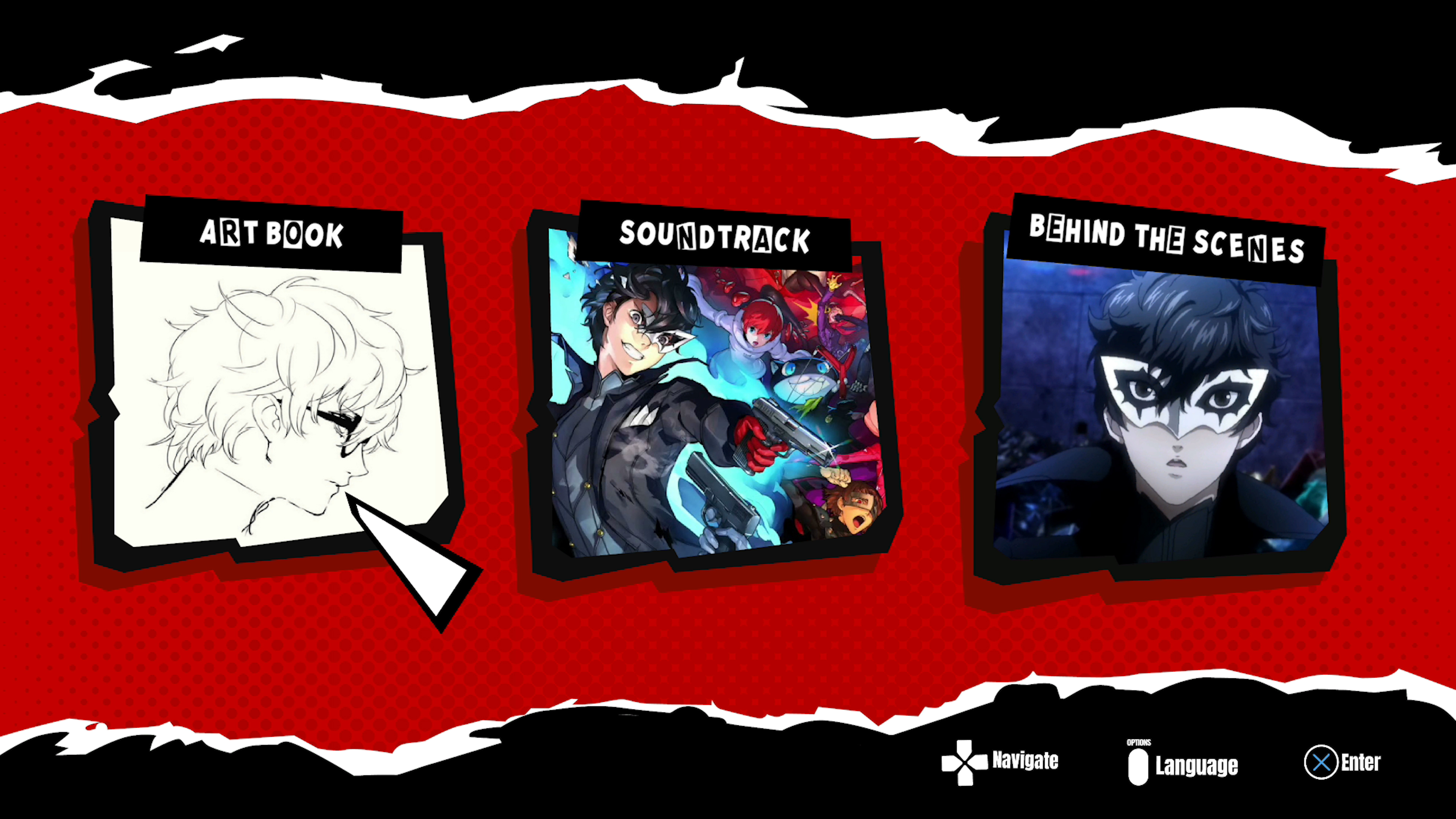 Скриншот №4 к Persona 5 Strikers издание Digital Deluxe