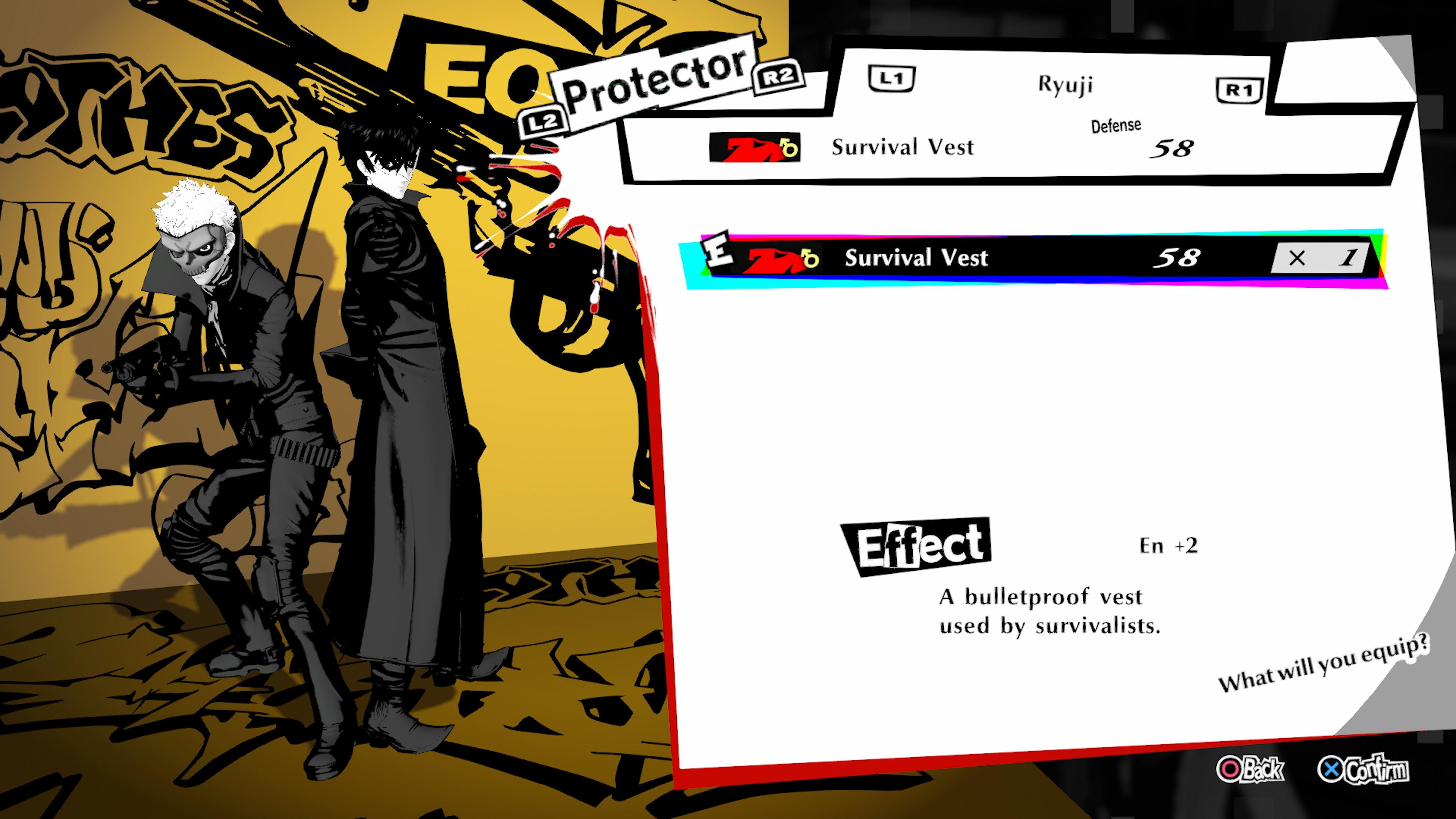 Скриншот №3 к Persona 5 Strikers издание Digital Deluxe