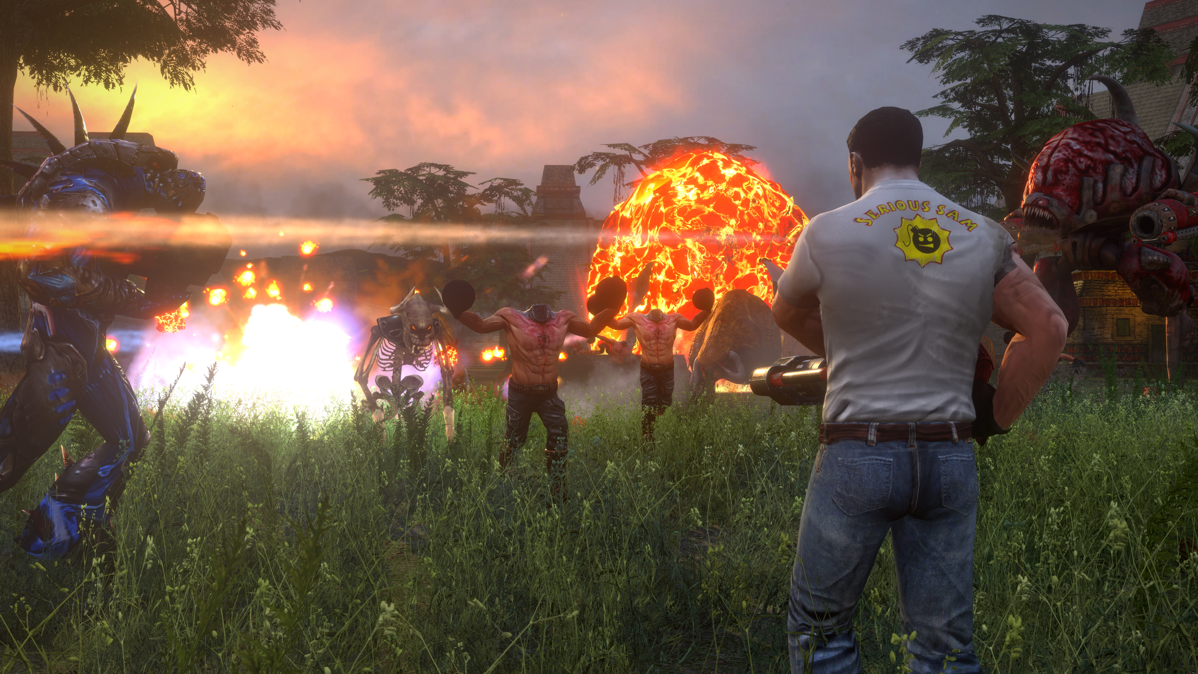 Скриншот №8 к Serious Sam Collection