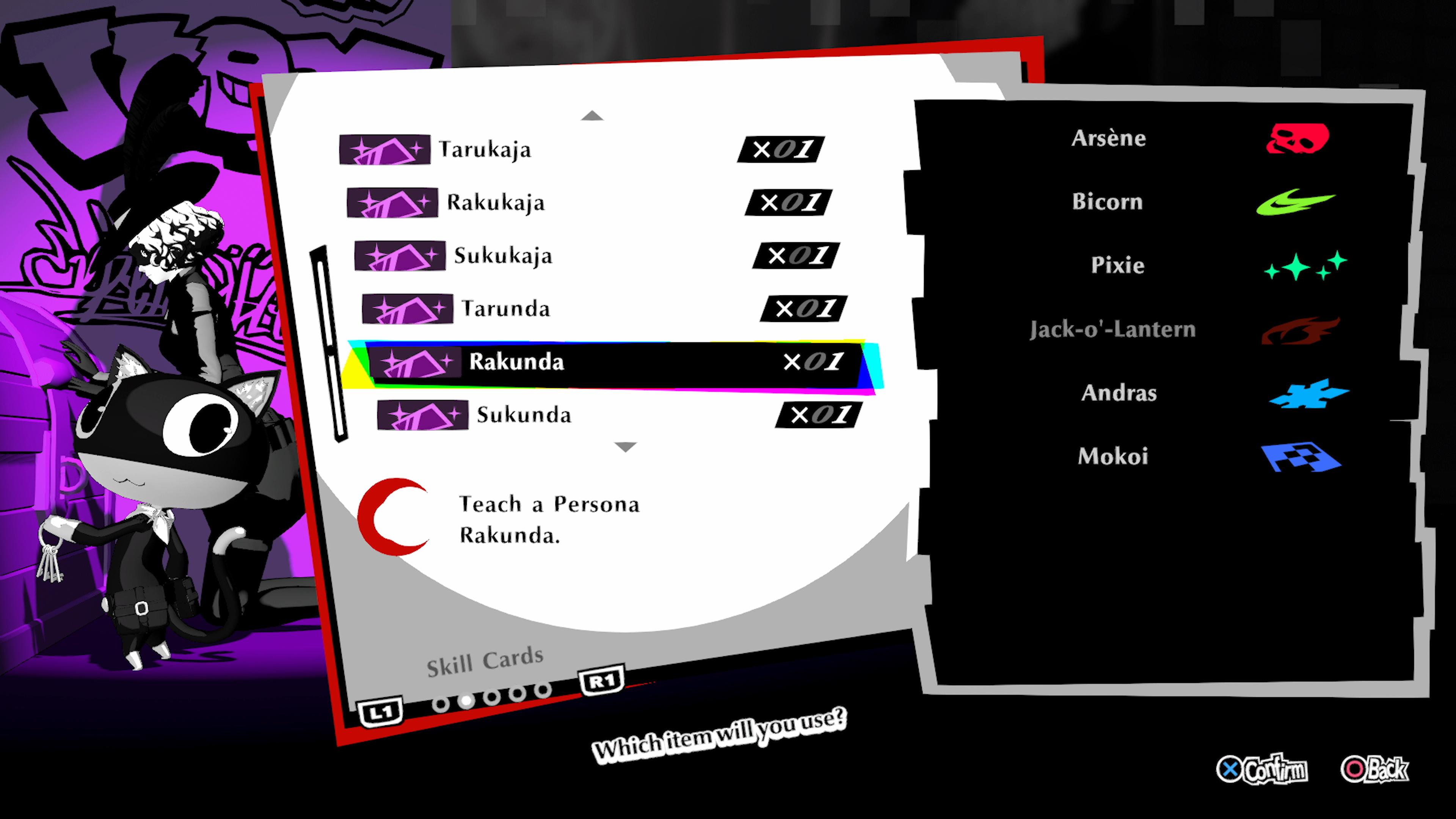 Скриншот №2 к Persona 5 Strikers издание Digital Deluxe
