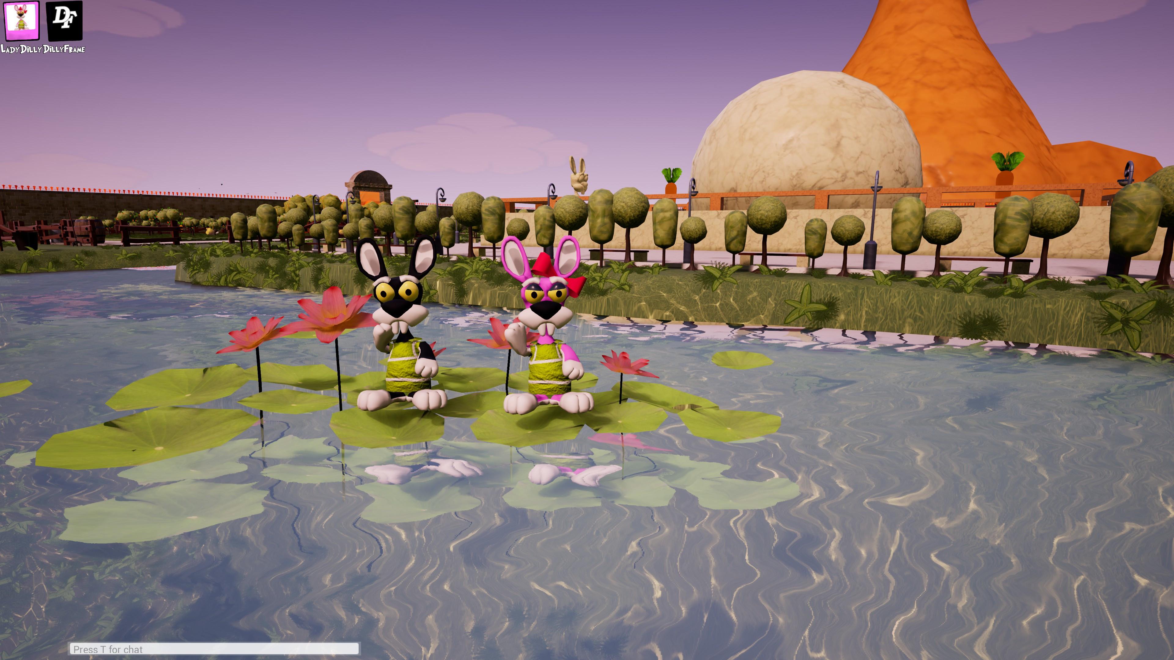 Скриншот №4 к Bunny Parking