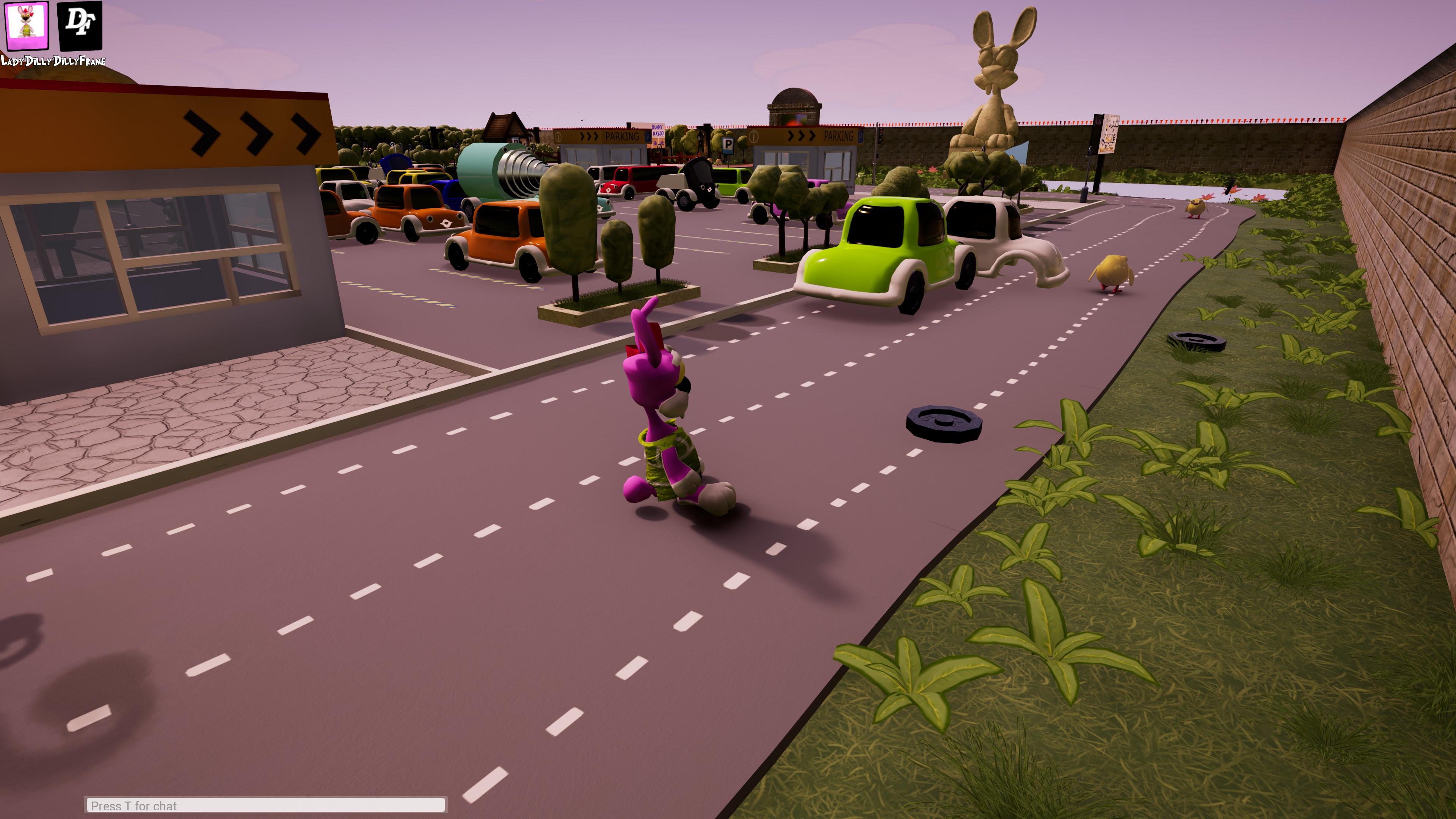 Скриншот №6 к Bunny Parking