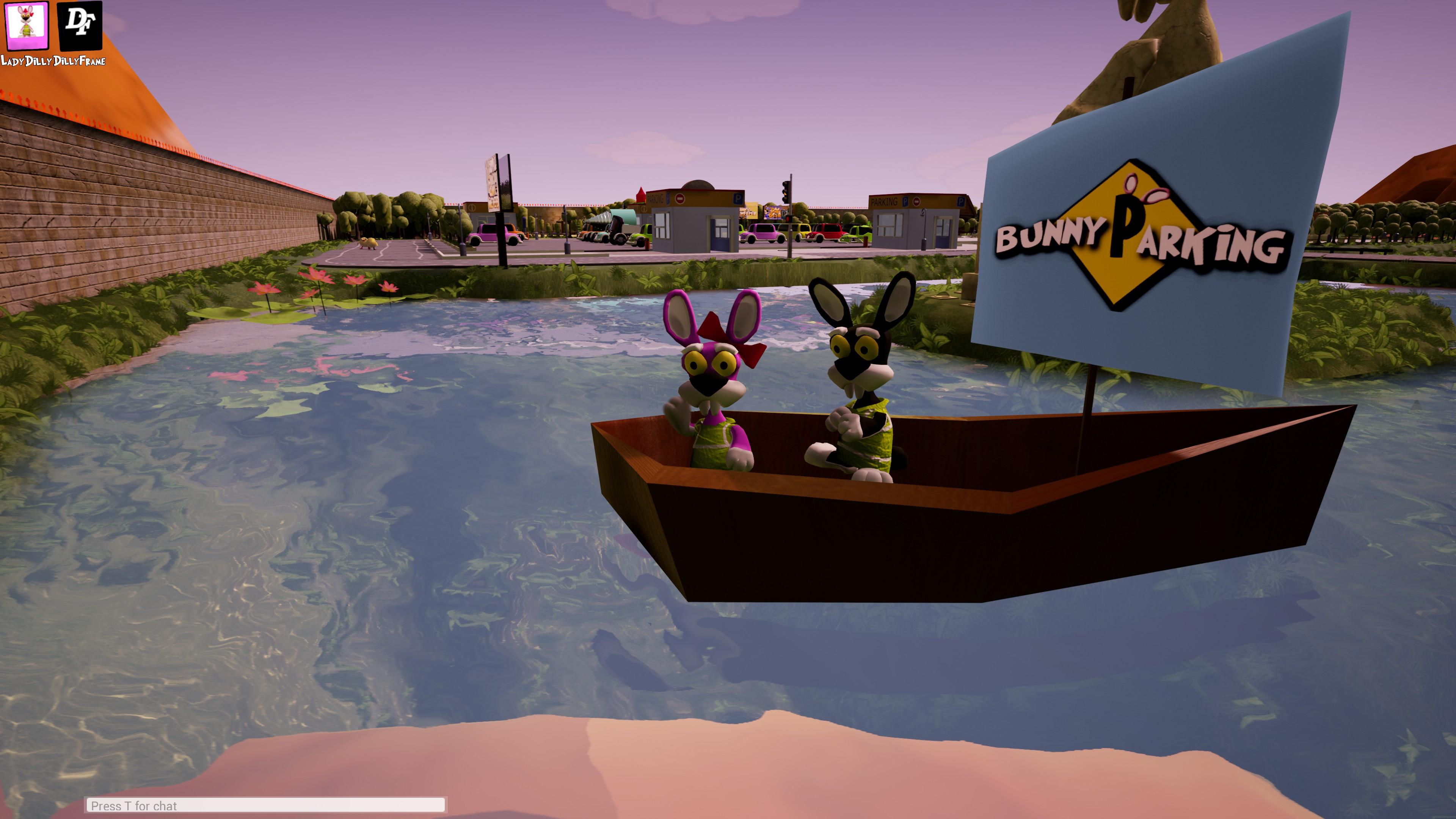 Скриншот №7 к Bunny Parking