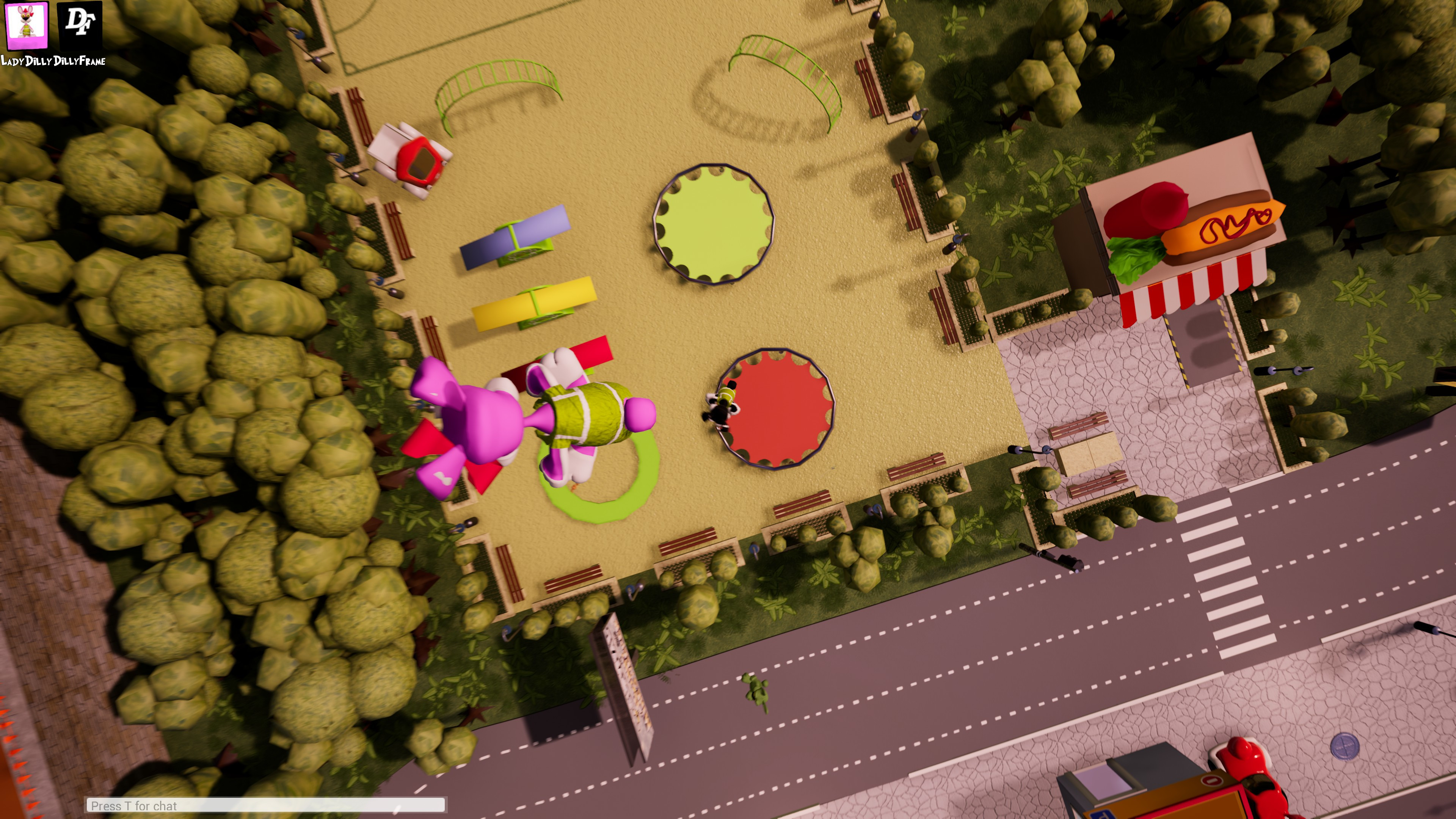 Скриншот №3 к Bunny Parking