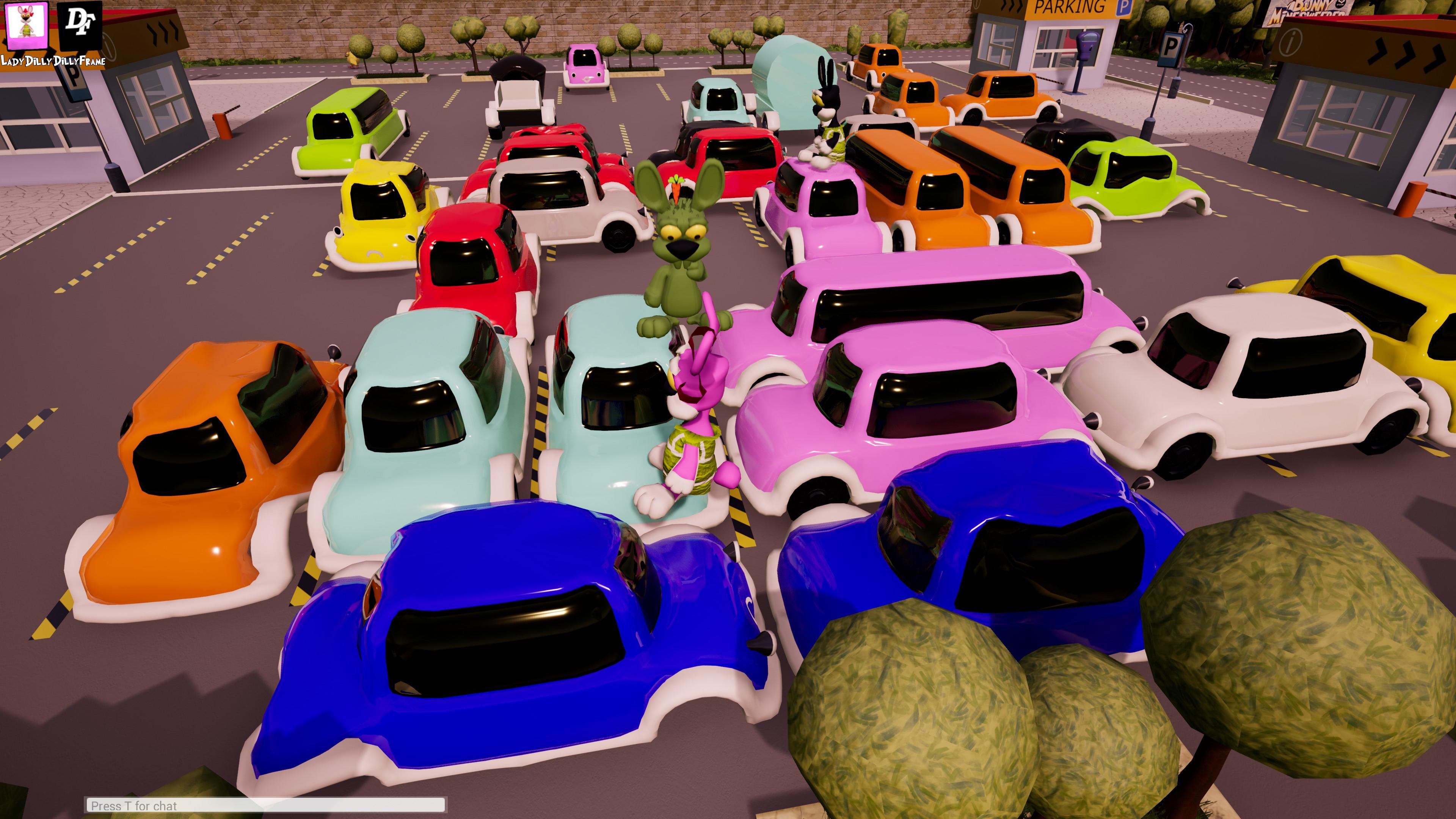 Скриншот №5 к Bunny Parking