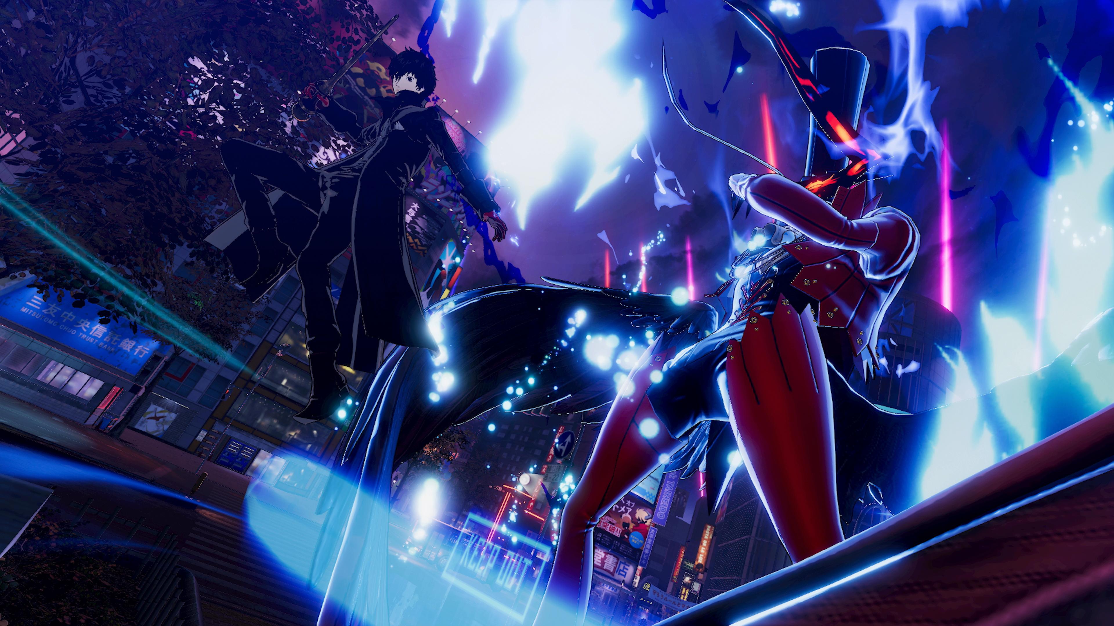Скриншот №3 к Persona5 Strikers