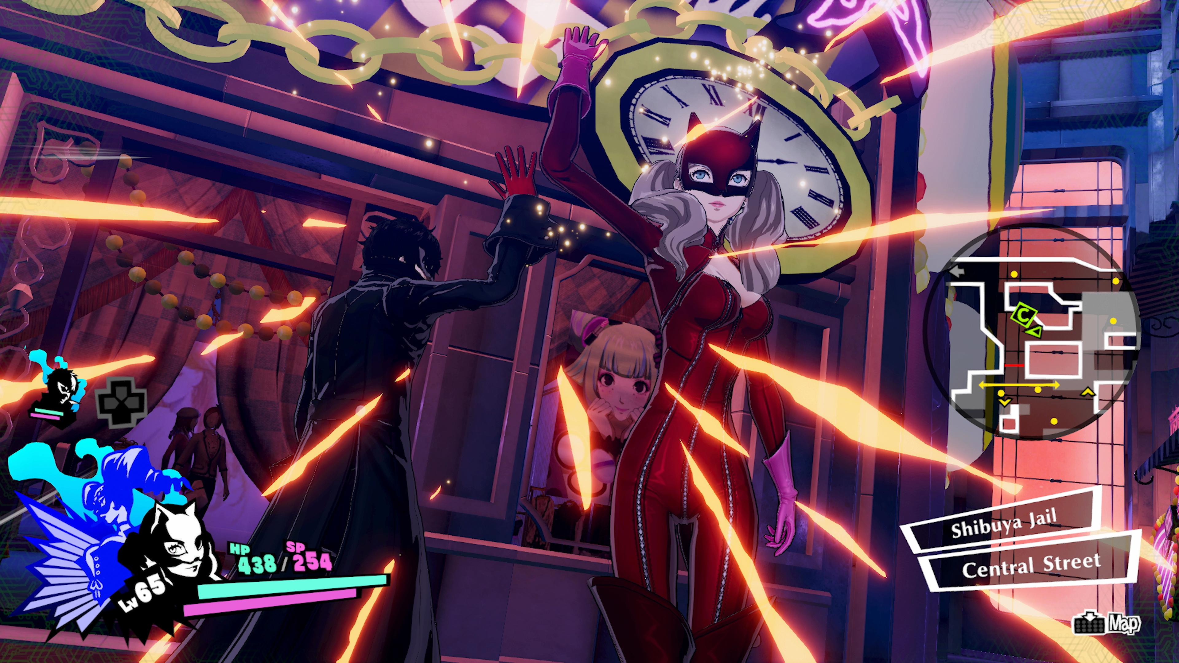 Скриншот №8 к Persona5 Strikers