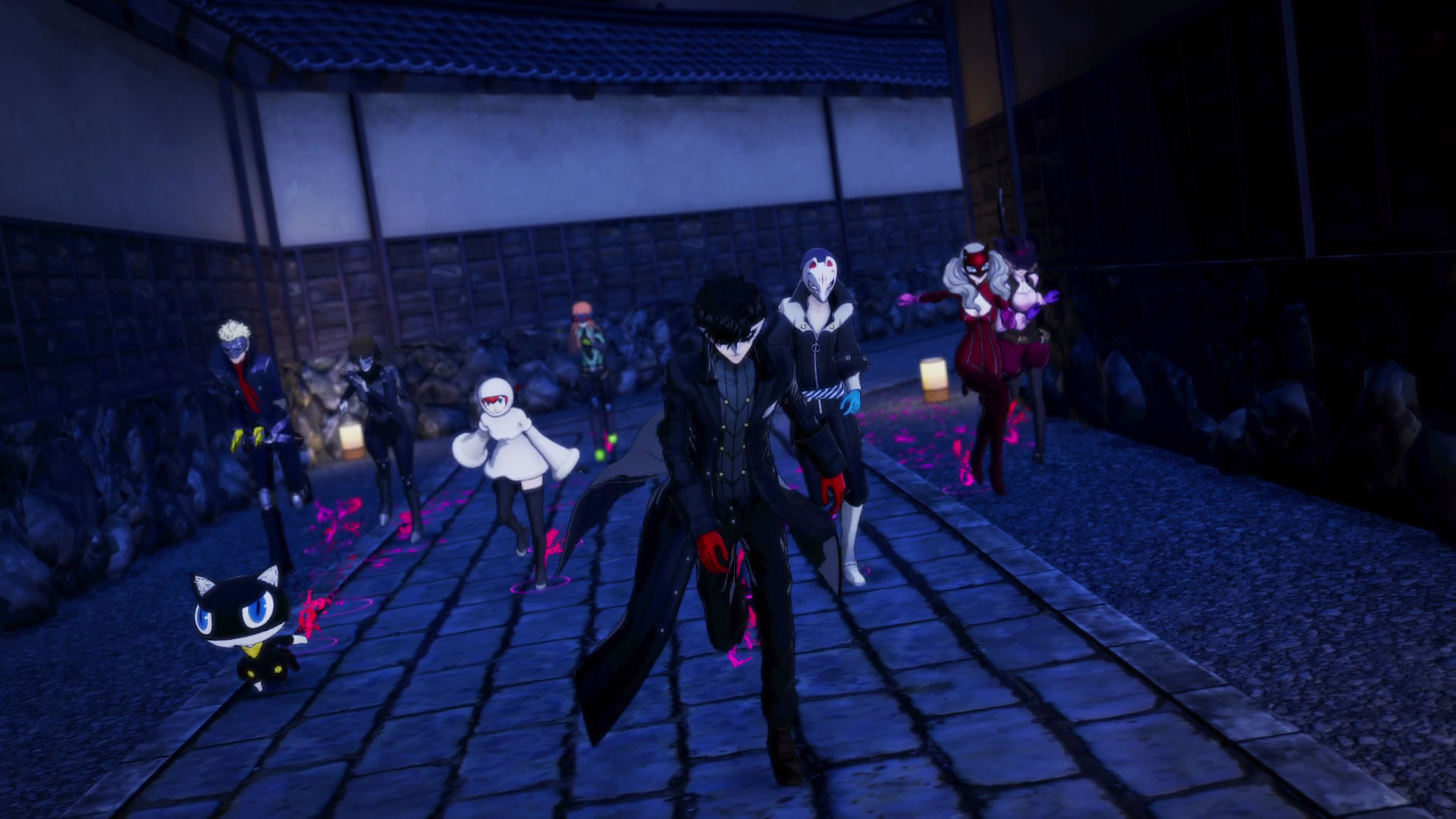Скриншот №9 к Persona5 Strikers