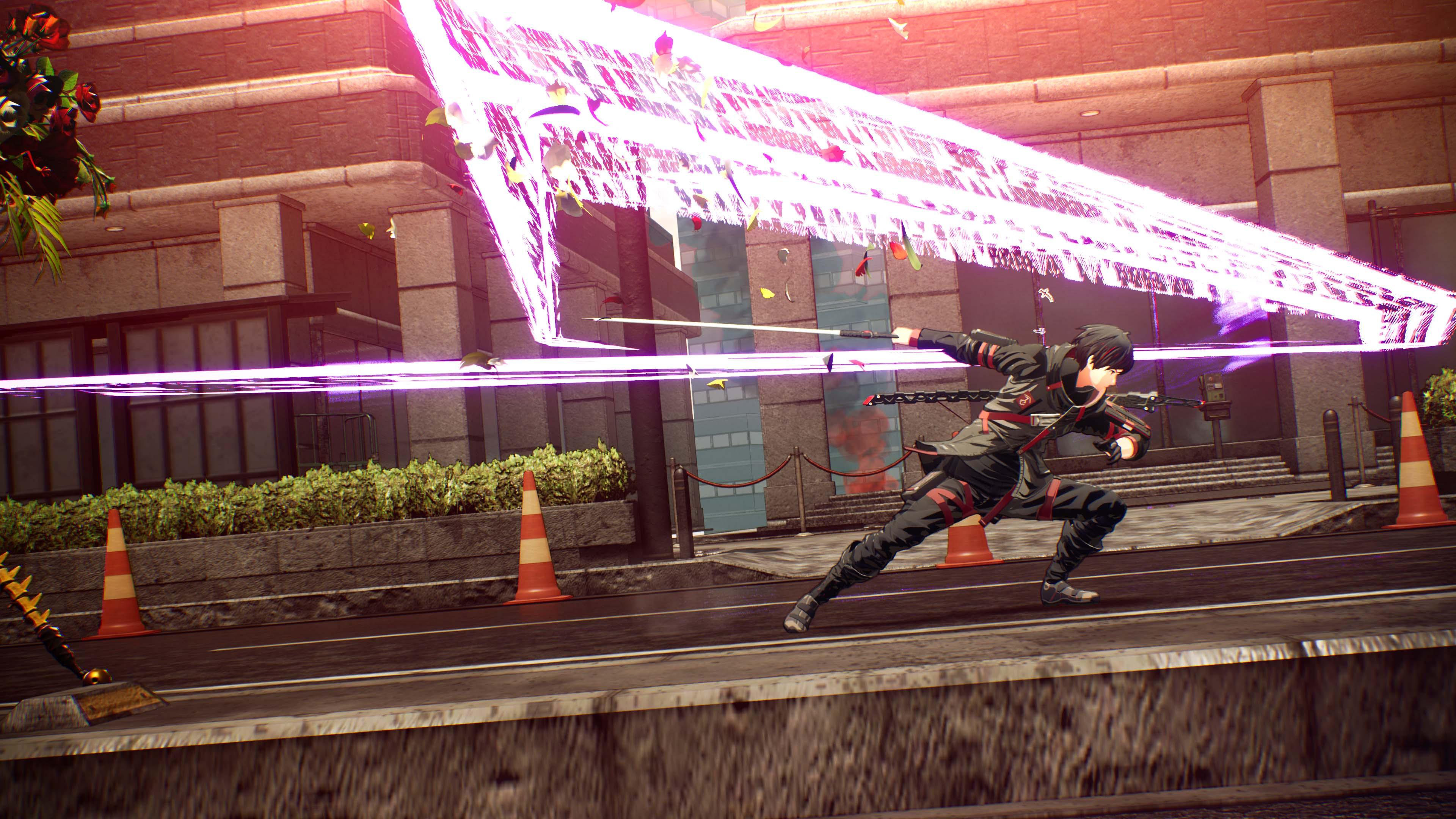 Скриншот №2 к SCARLET NEXUS PS4 and PS5