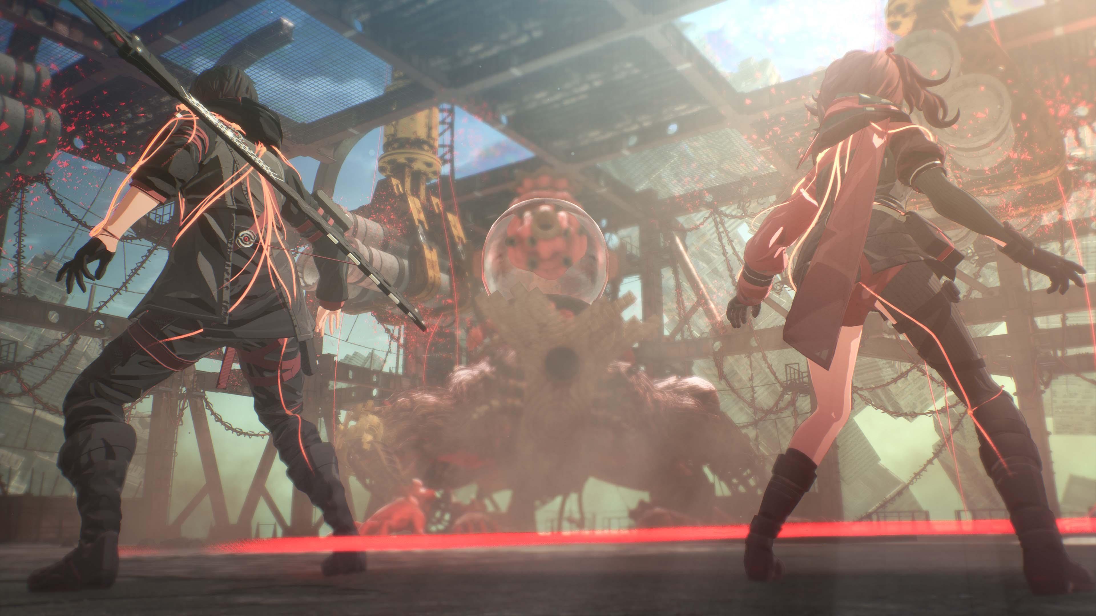 Скриншот №4 к SCARLET NEXUS PS4 and PS5