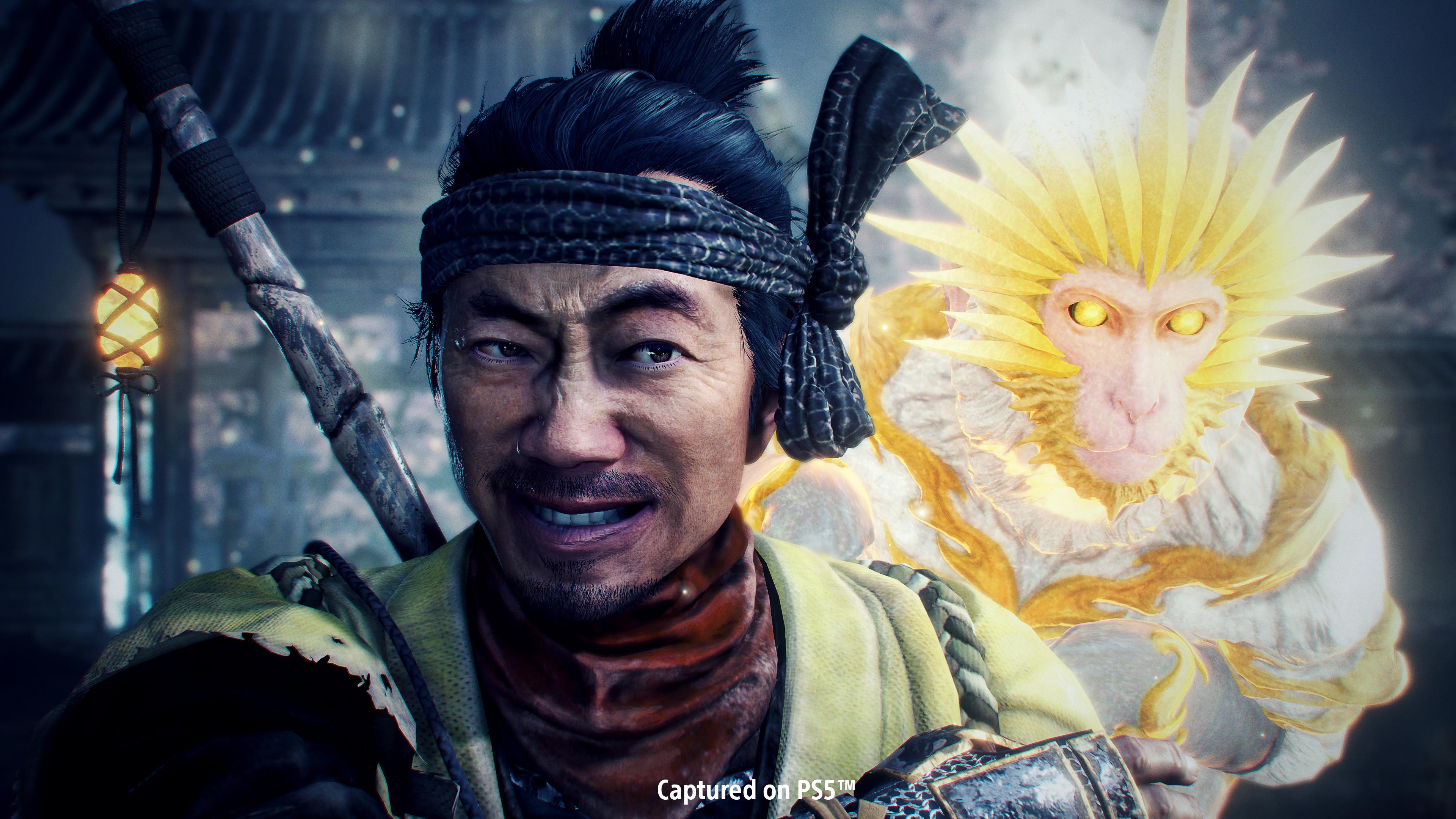 Скриншот №1 к Nioh 2 Remastered полное издание PS4 and PS5