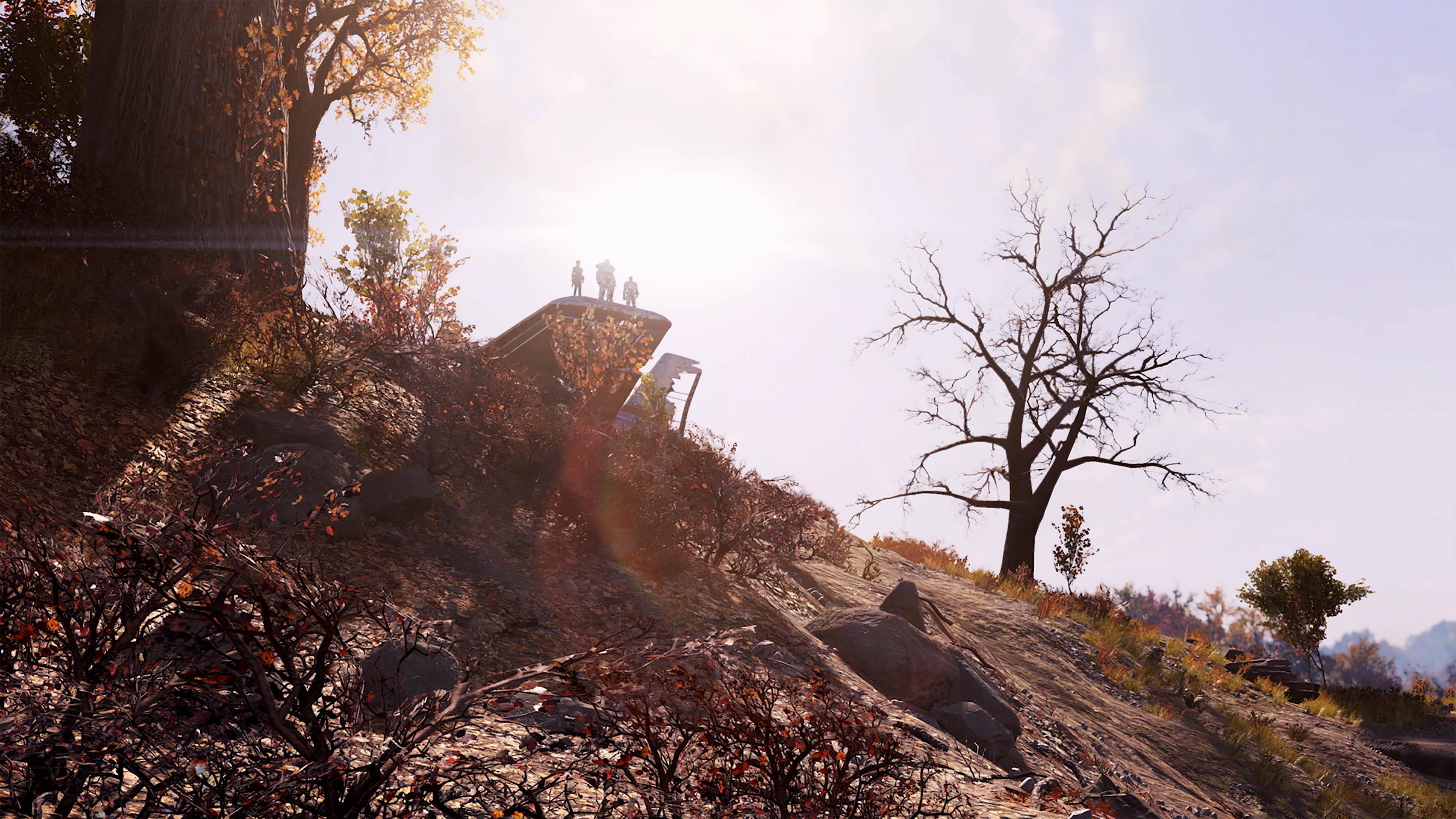 Скриншот №5 к Fallout 76