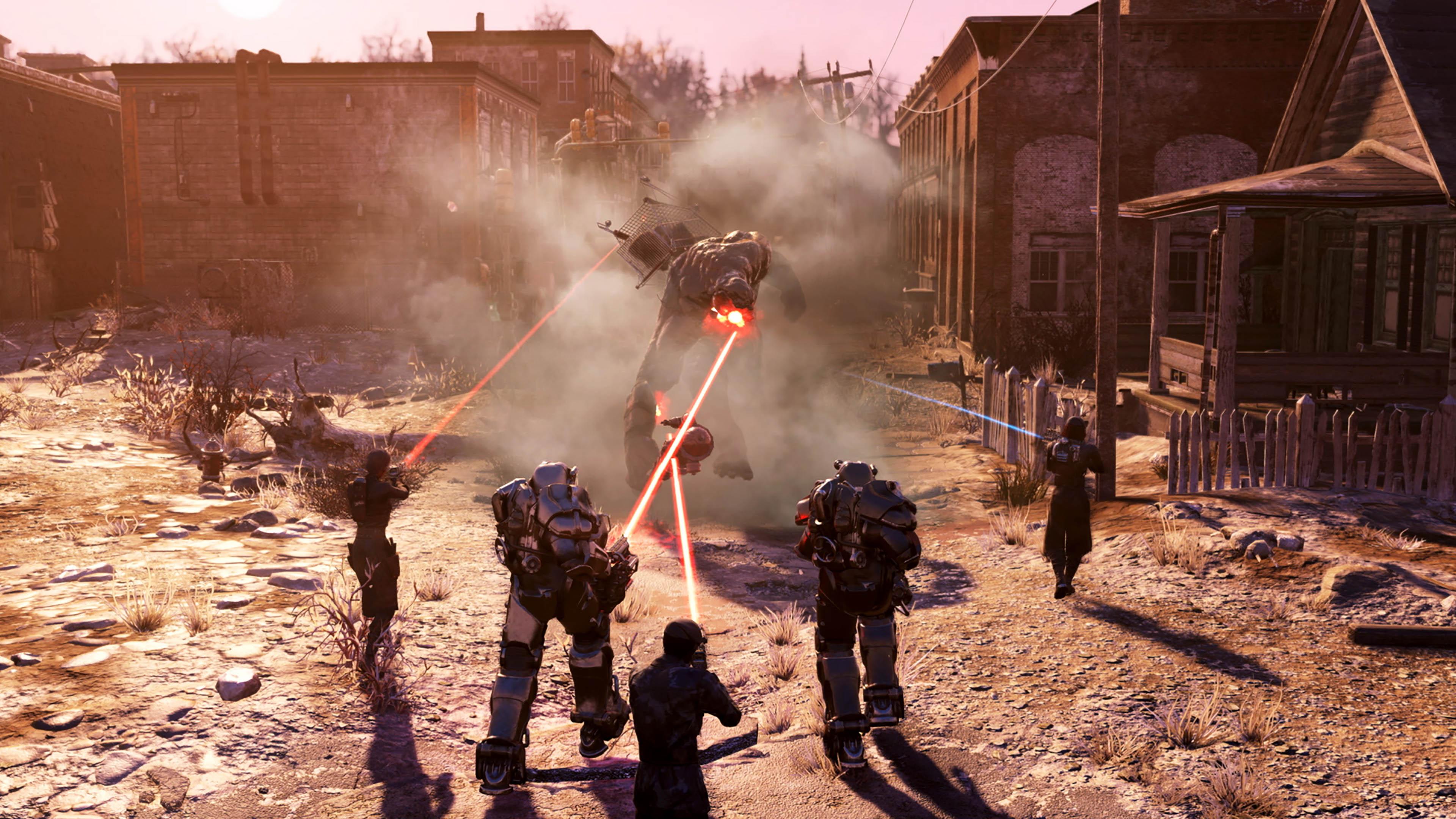 Скриншот №4 к Fallout 76