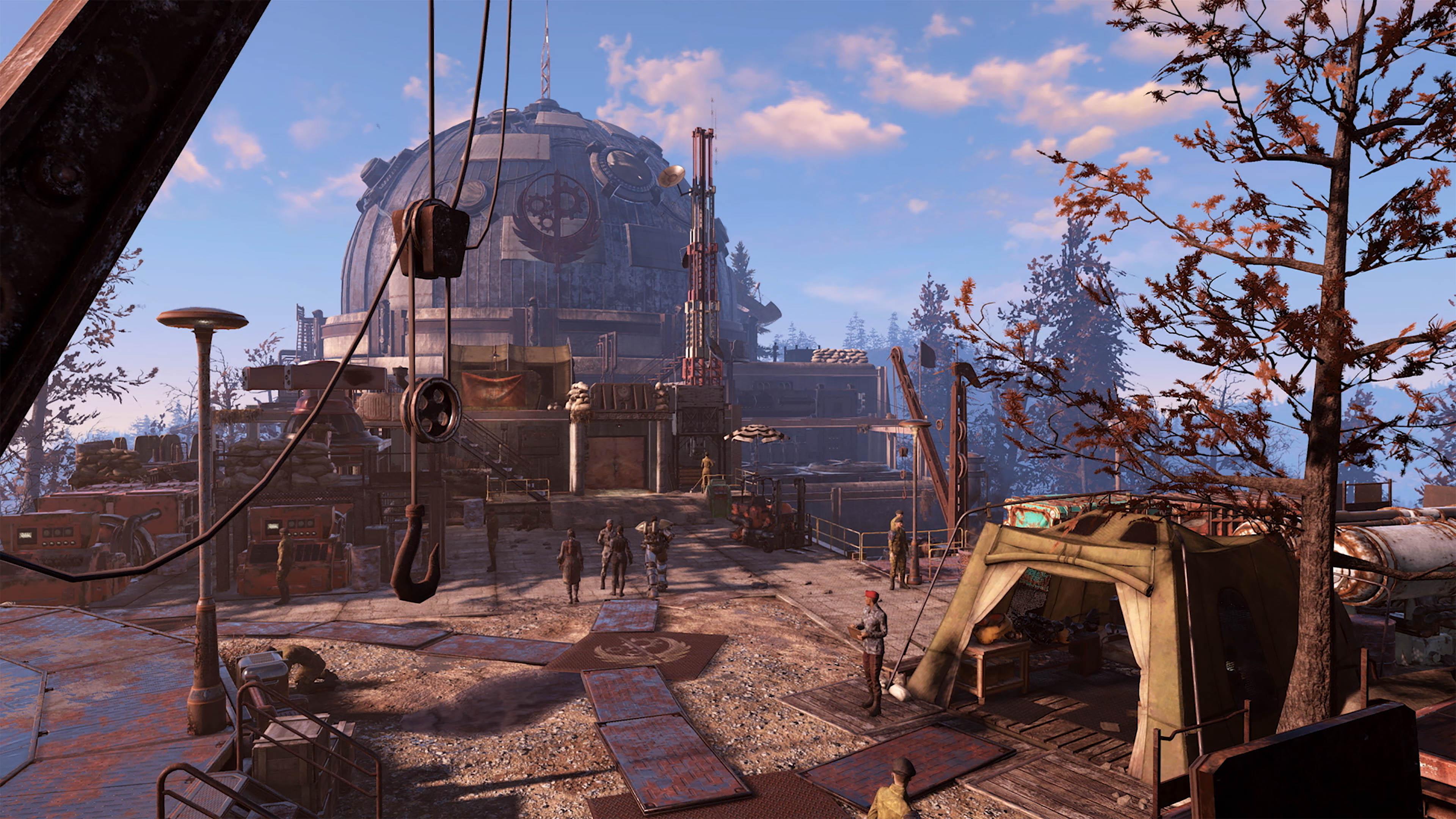 Скриншот №3 к Fallout 76