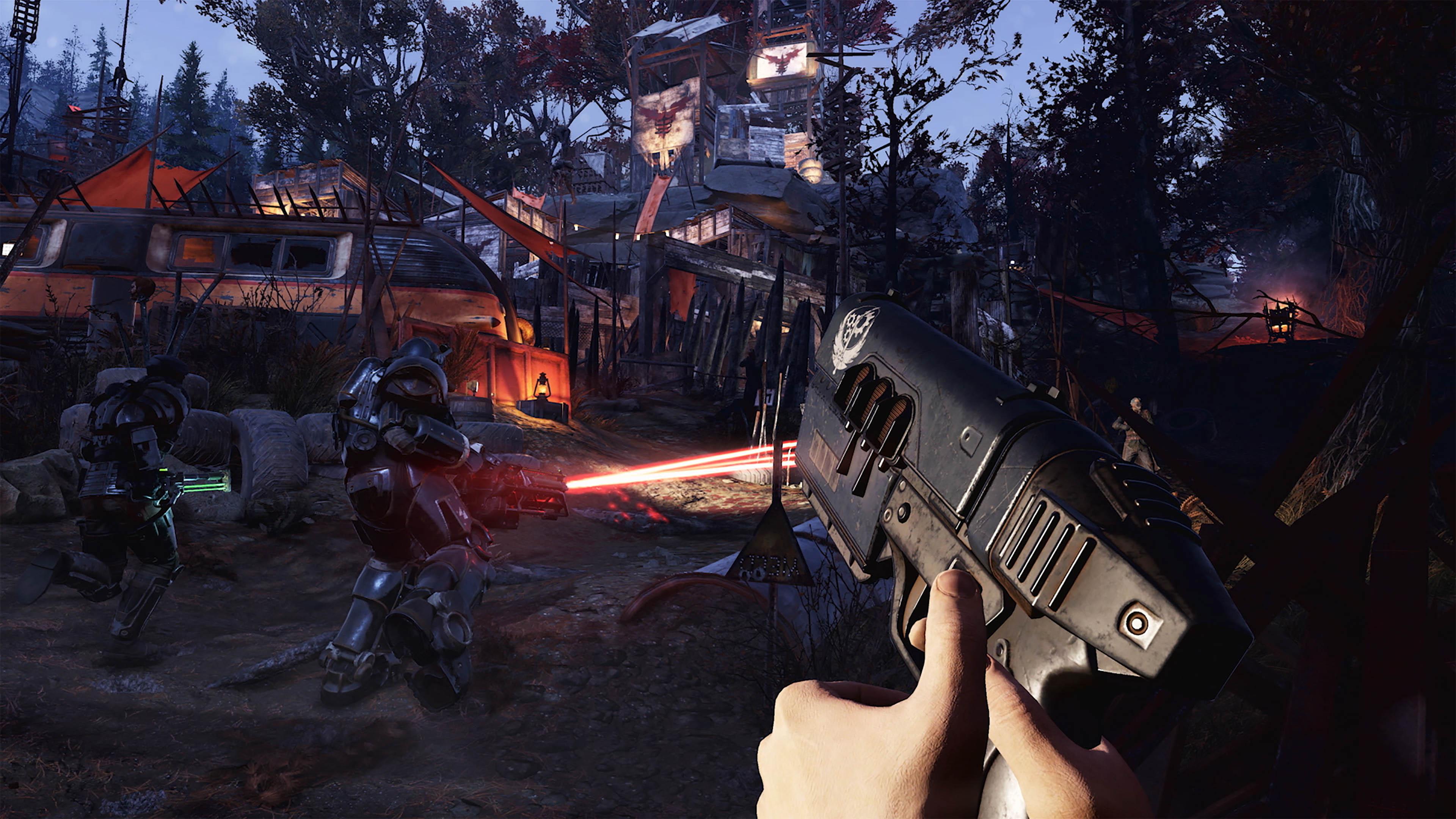 Скриншот №2 к Fallout 76