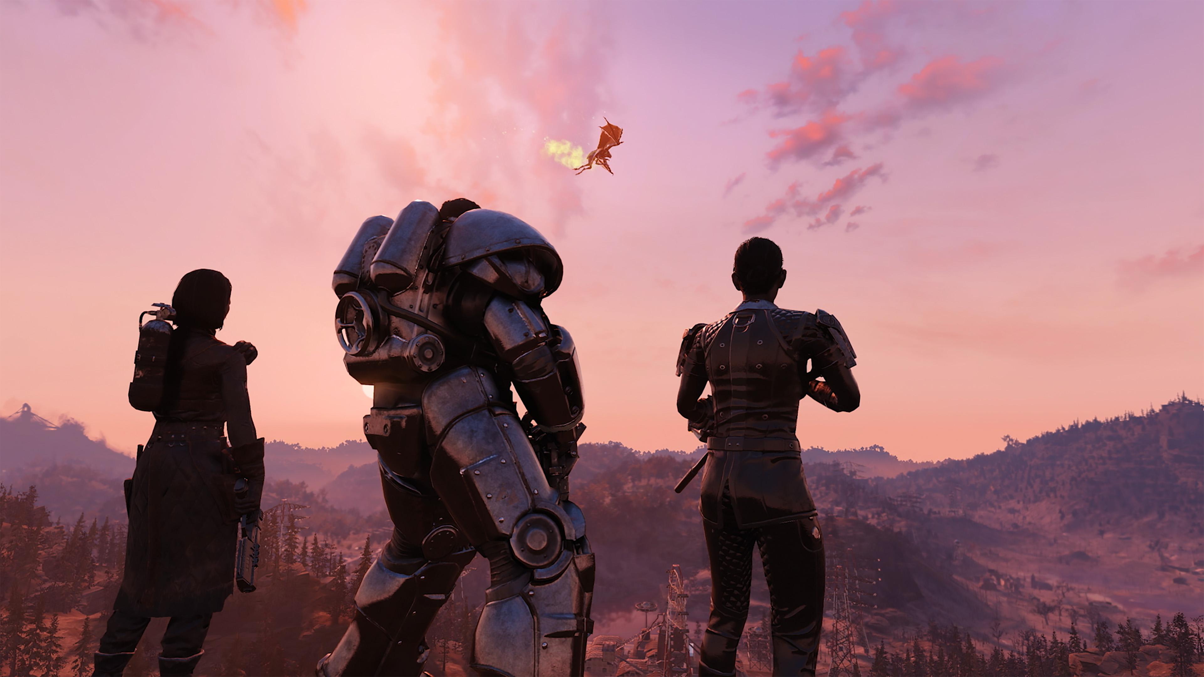Скриншот №6 к Fallout 76