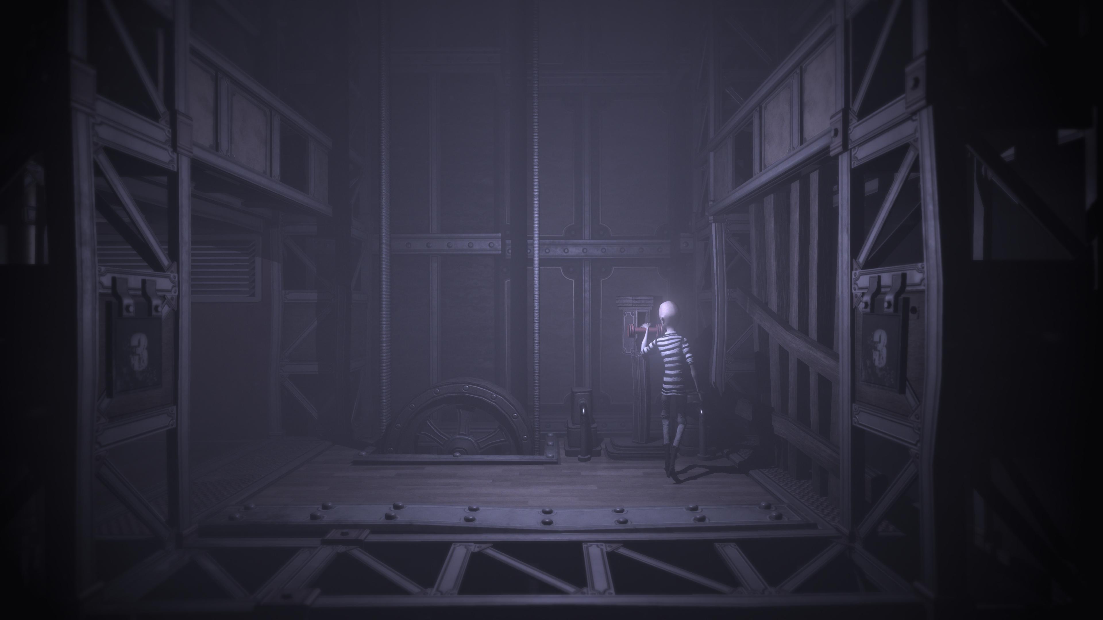 Скриншот №7 к DARQ Complete Edition
