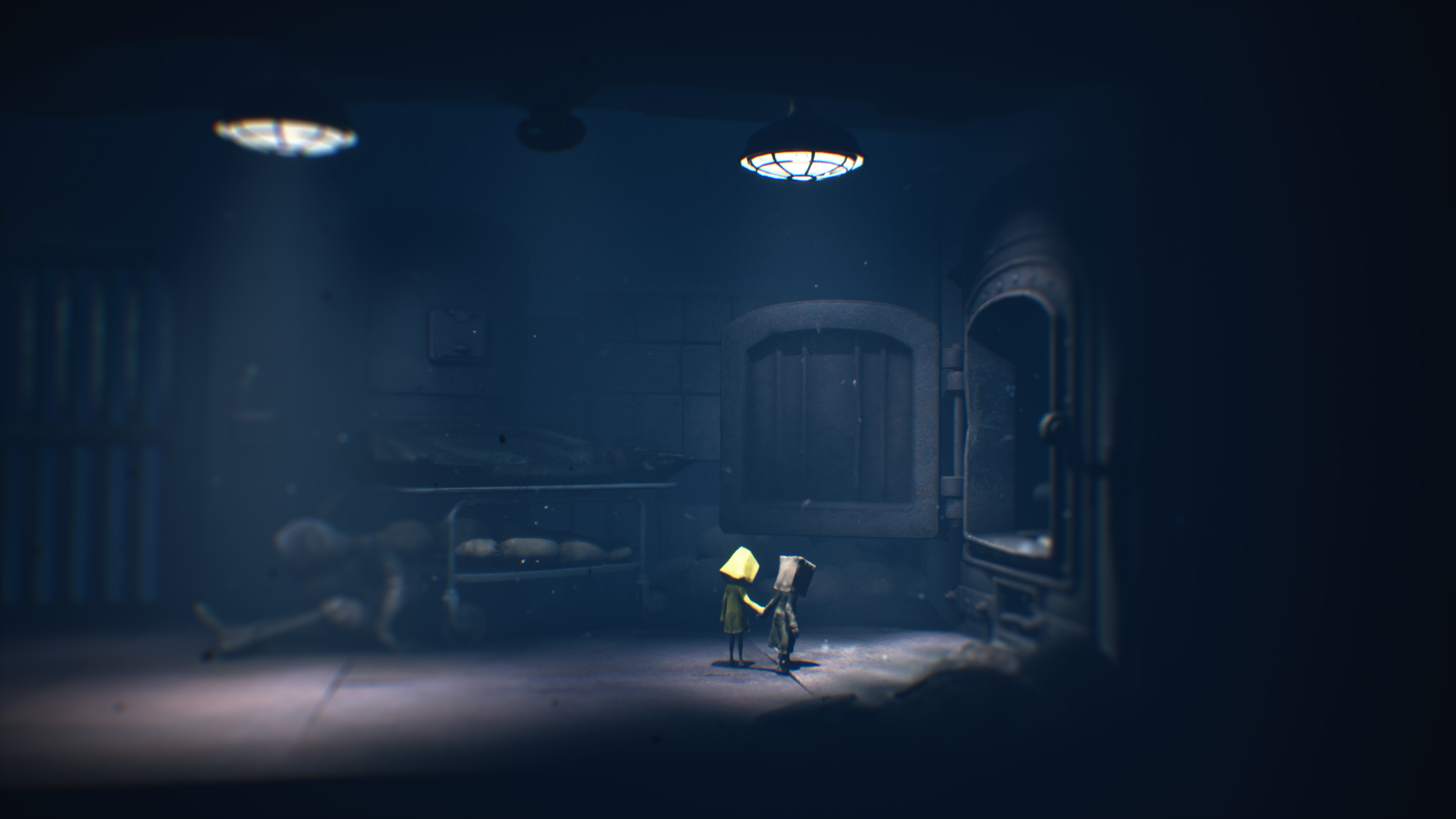 Скриншот №3 к Little Nightmares II PS4 and PS5