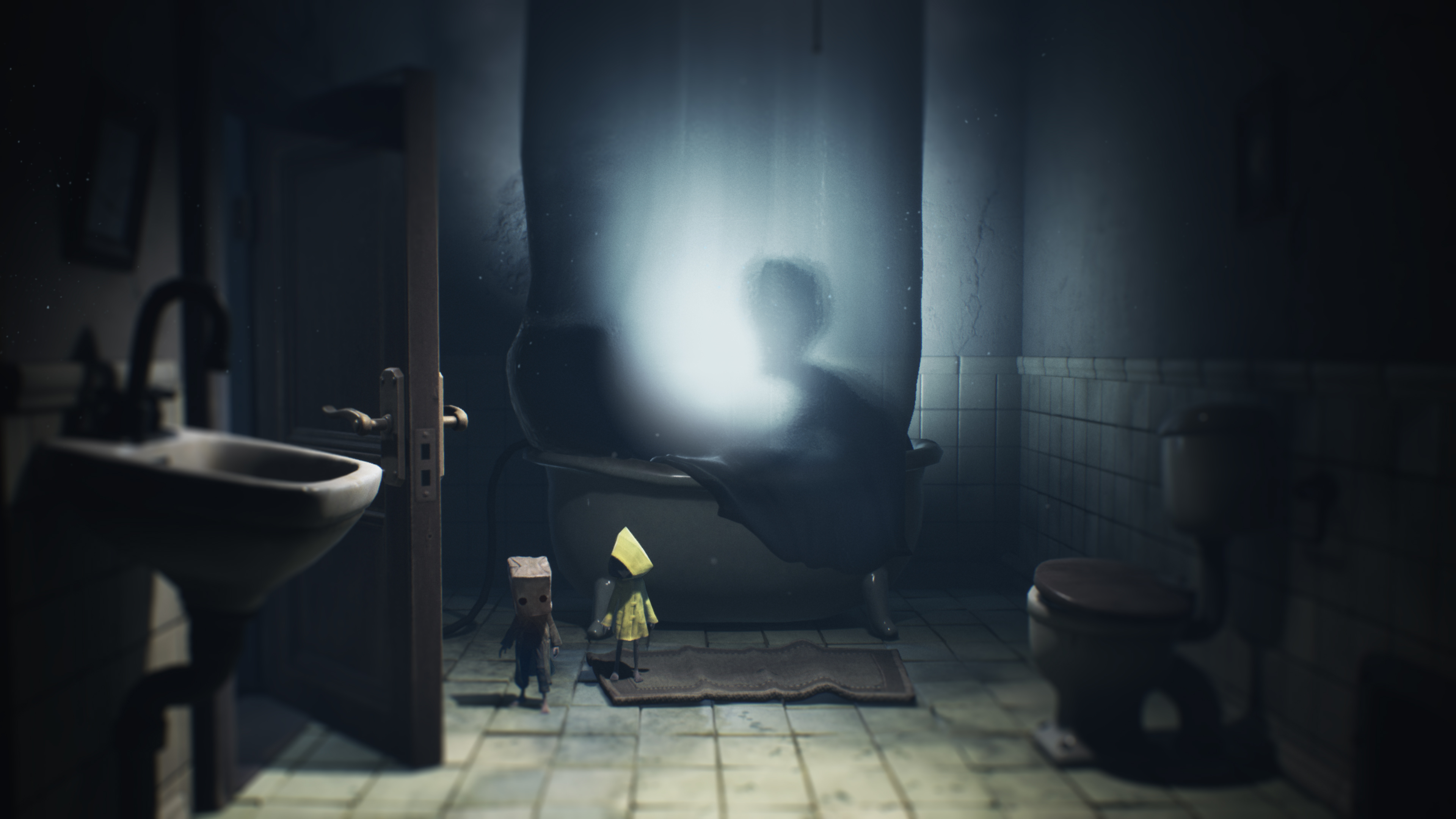 Скриншот №5 к Little Nightmares II PS4 and PS5
