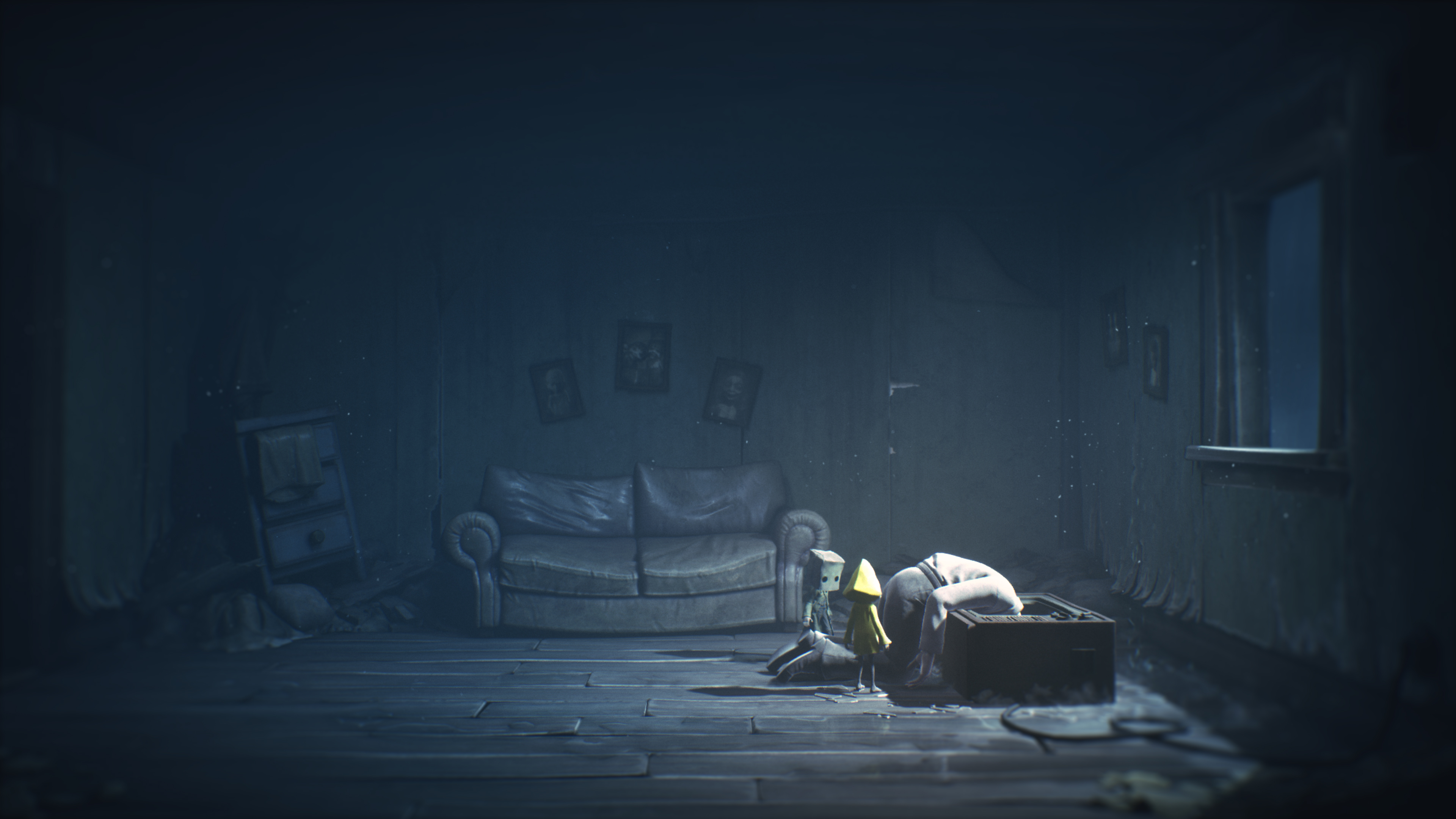 Скриншот №4 к Little Nightmares II PS4 and PS5