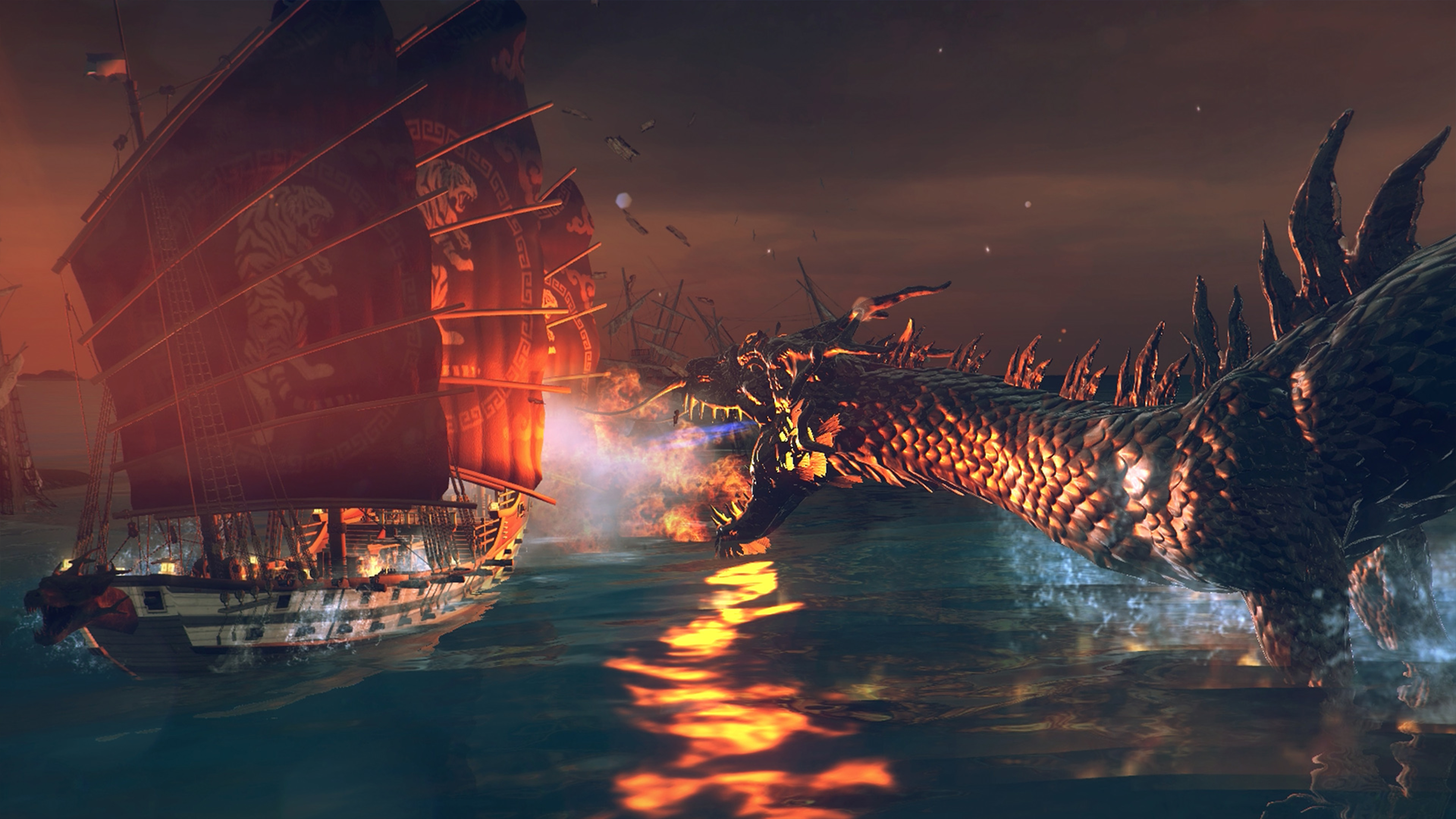 Скриншот №8 к Under the Jolly Roger - Jade Sea