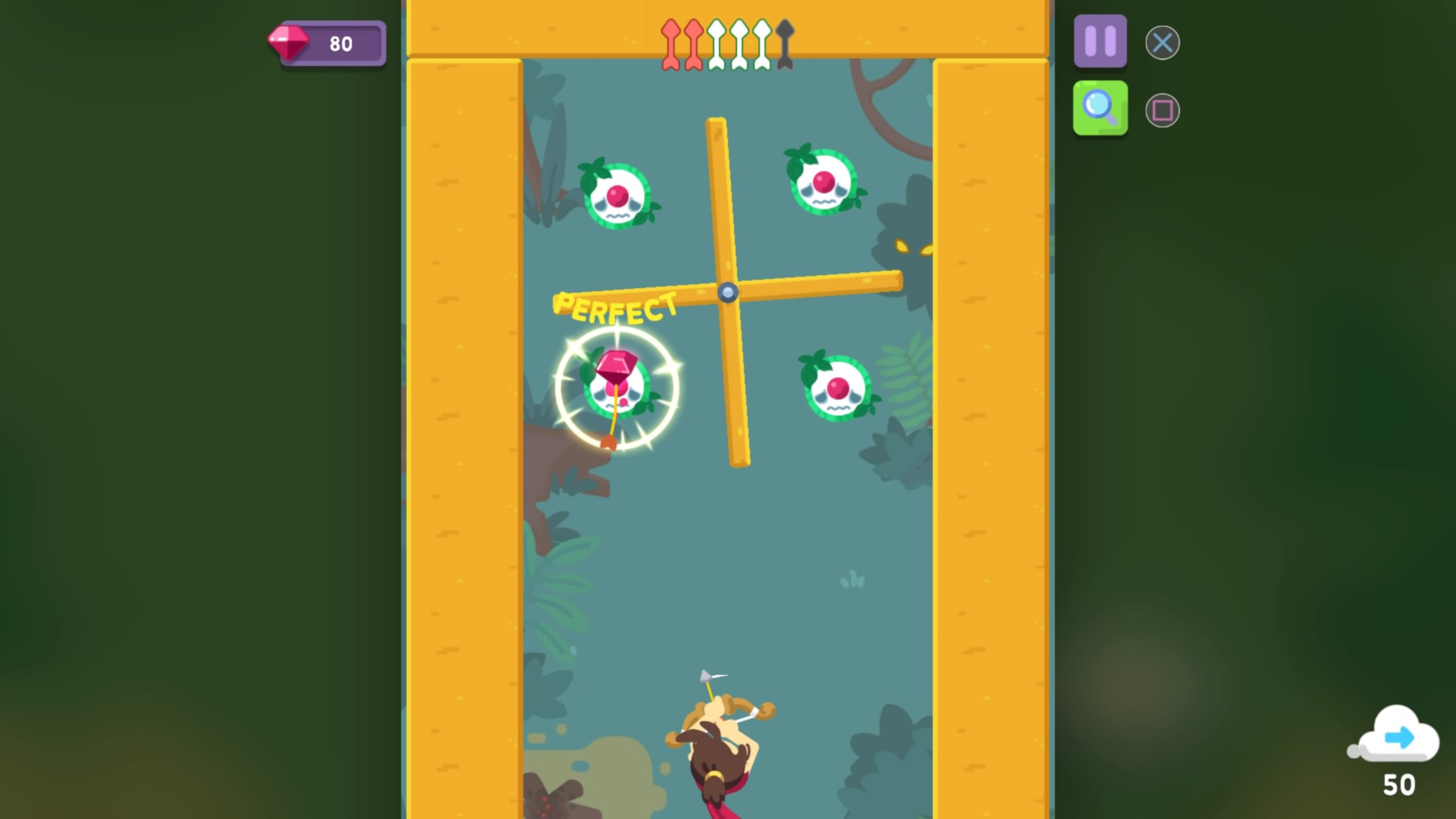 Скриншот №5 к Infinite Arrow