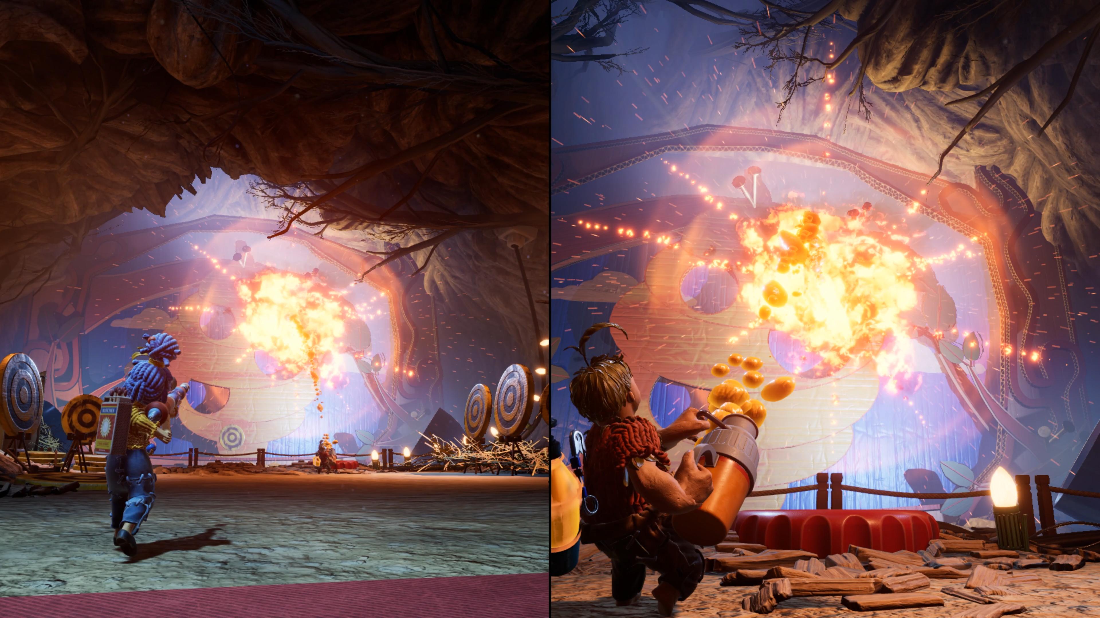 Скриншот №2 к It Takes Two — версия для друга PS4