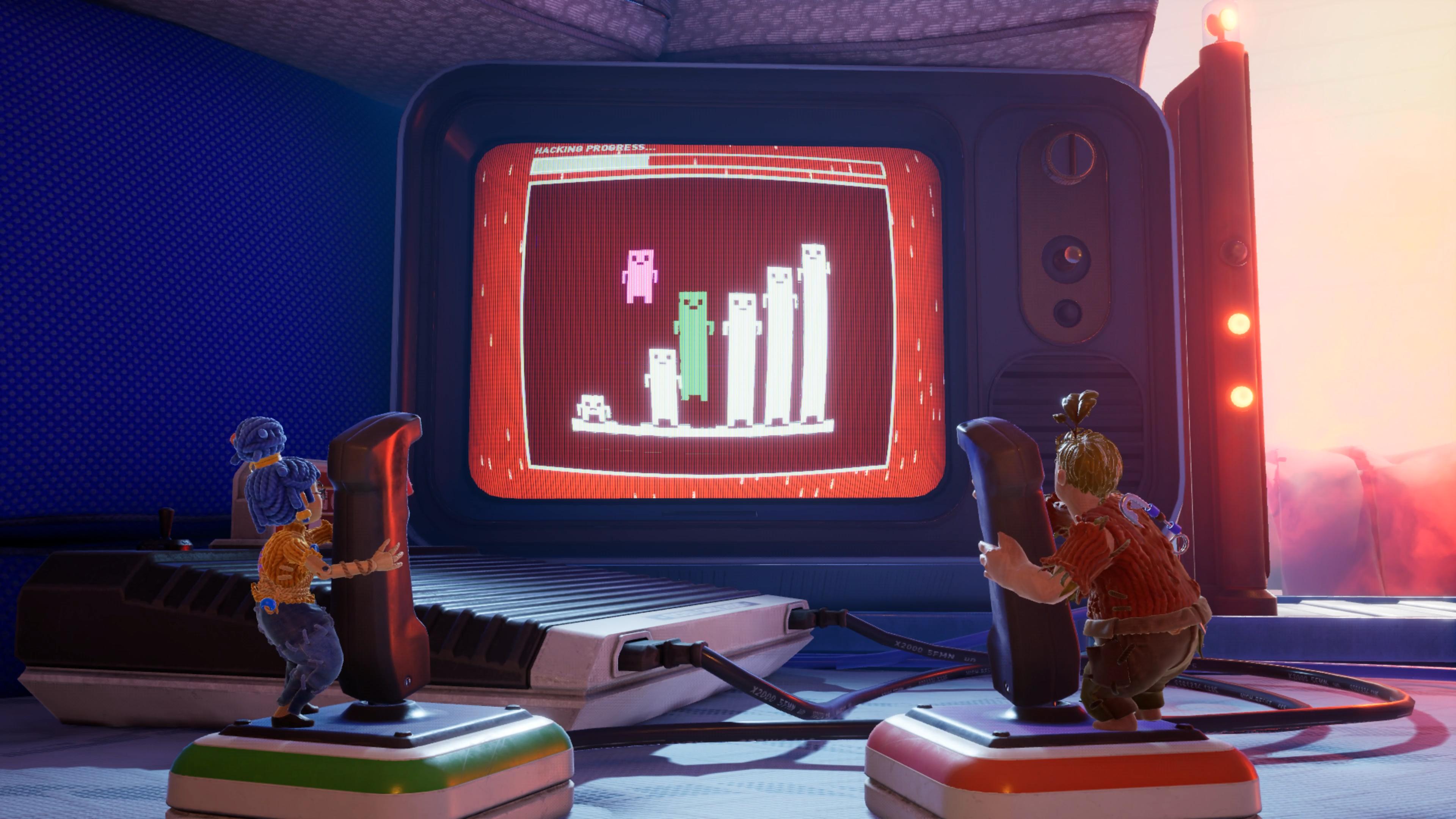 Скриншот №1 к It Takes Two — версия для друга PS4
