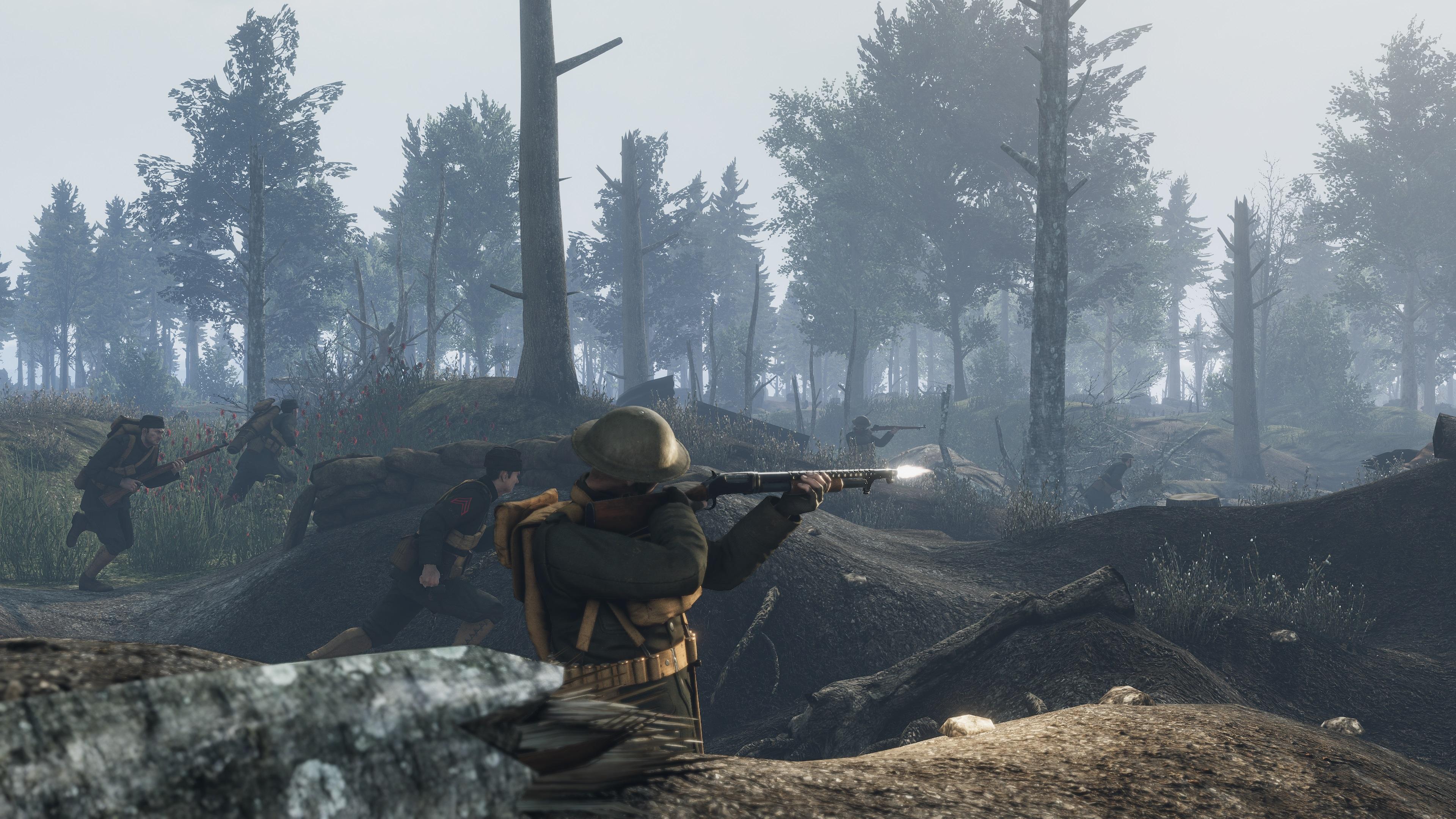 Скриншот №10 к Verdun