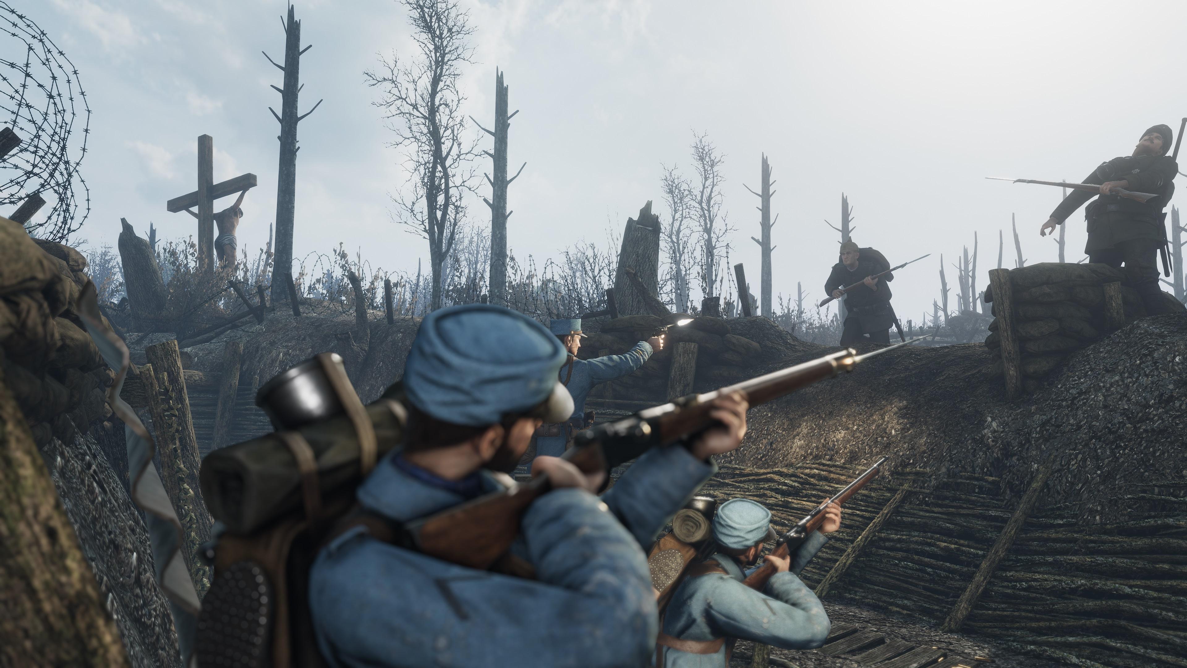 Скриншот №4 к Verdun