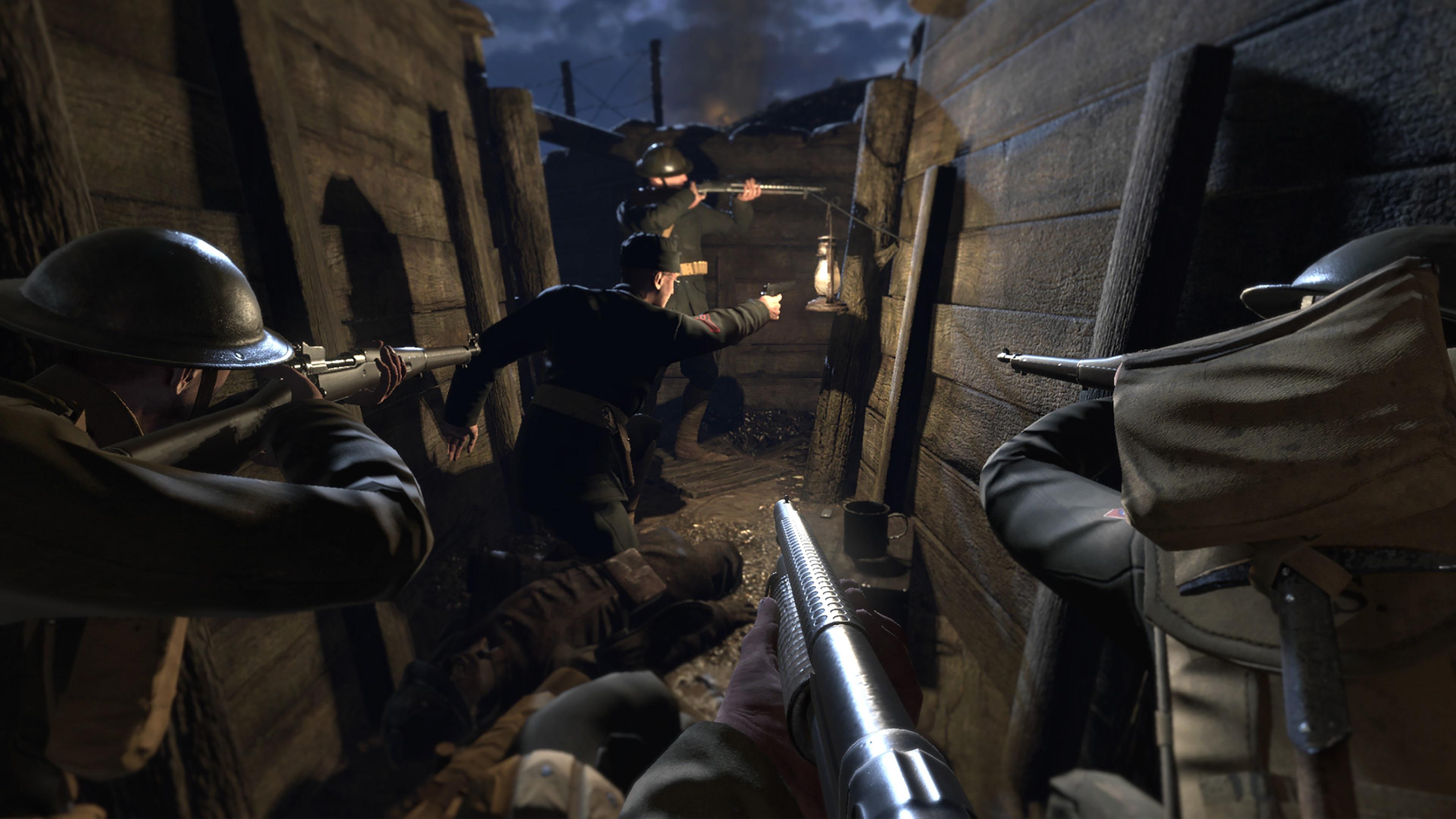Скриншот №2 к Verdun