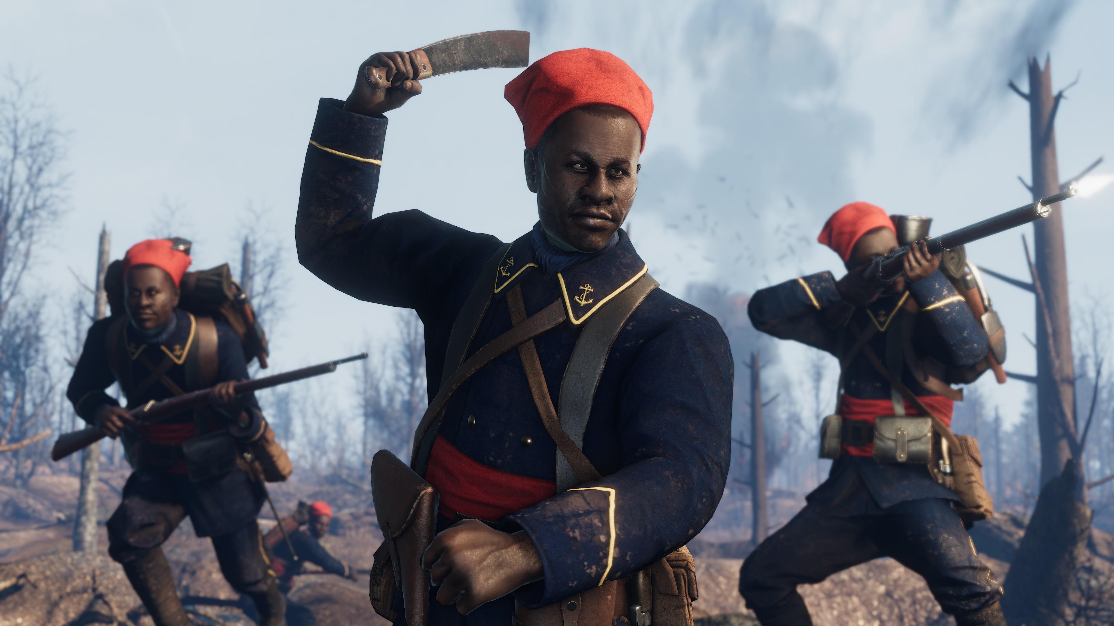 Скриншот №7 к Verdun
