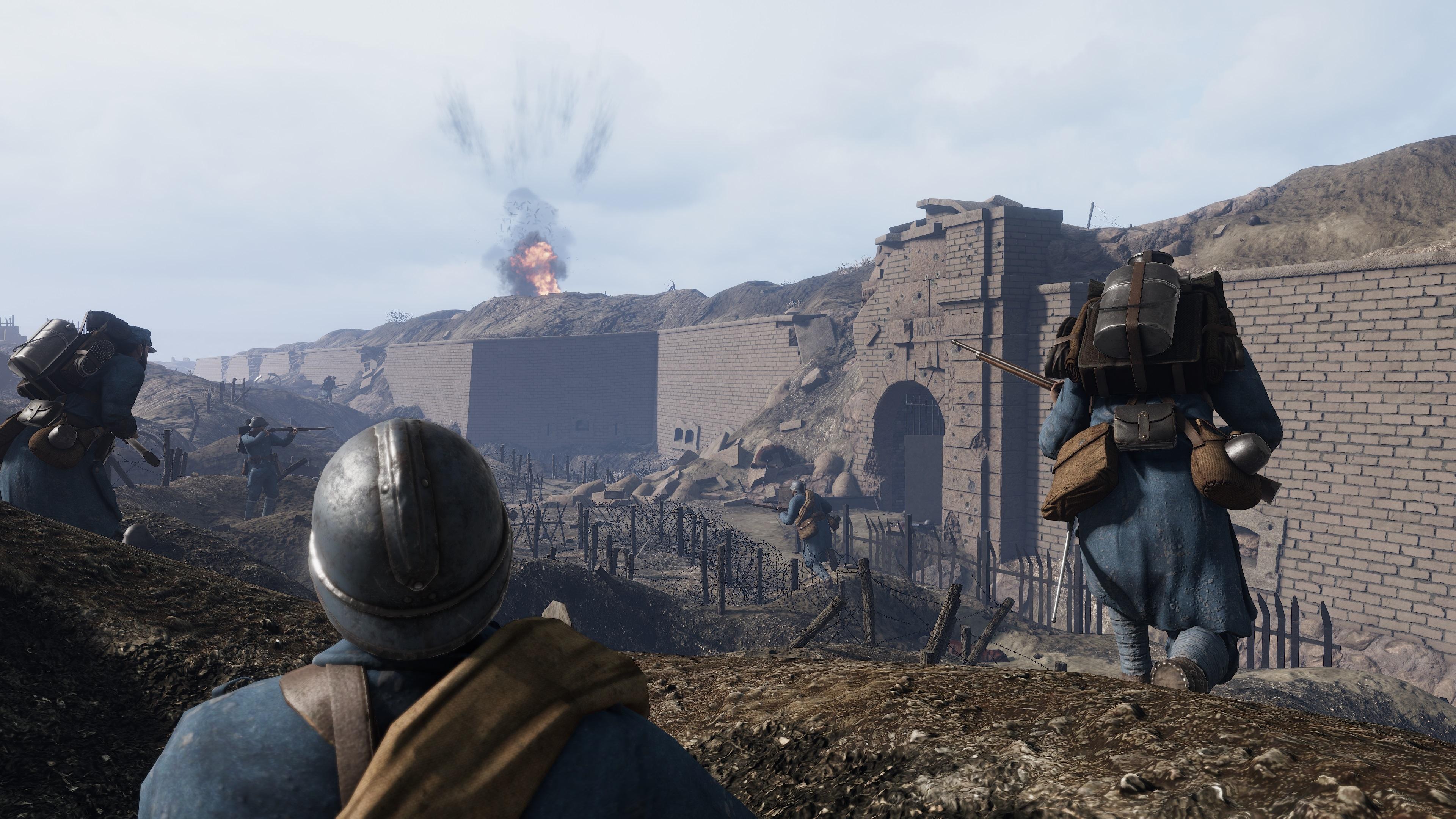 Скриншот №3 к Verdun