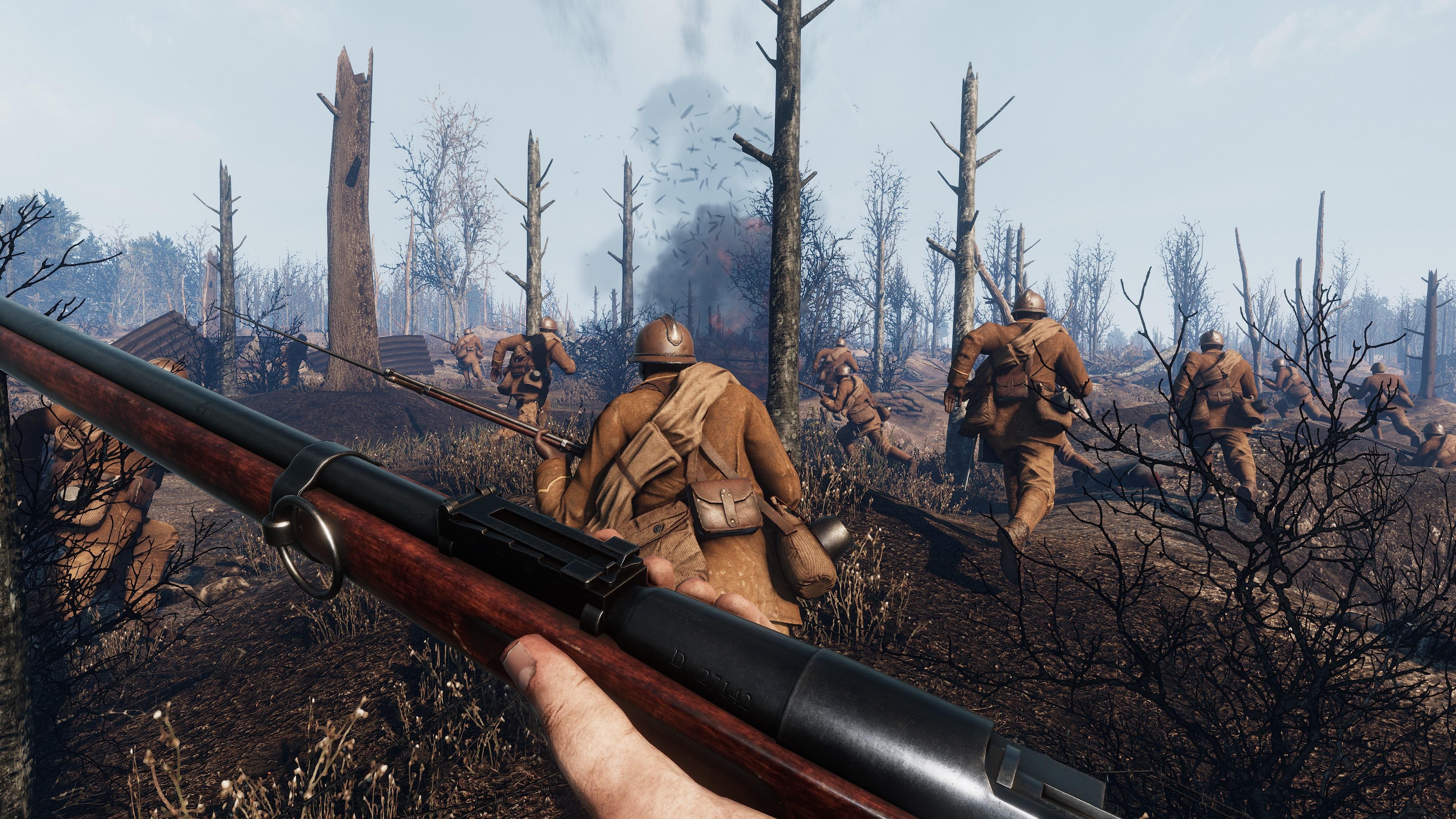 Скриншот №6 к Verdun