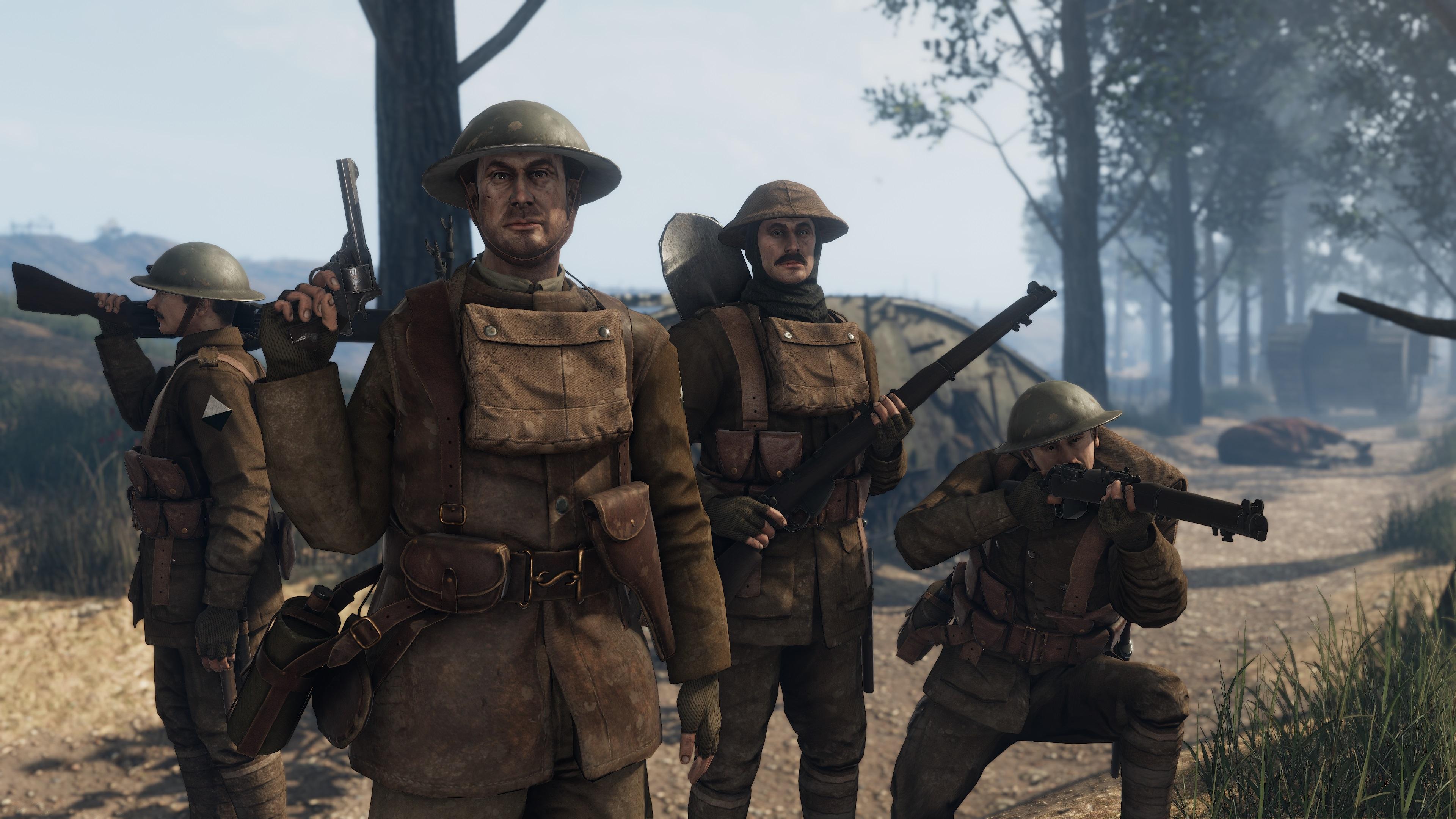 Скриншот №5 к Verdun