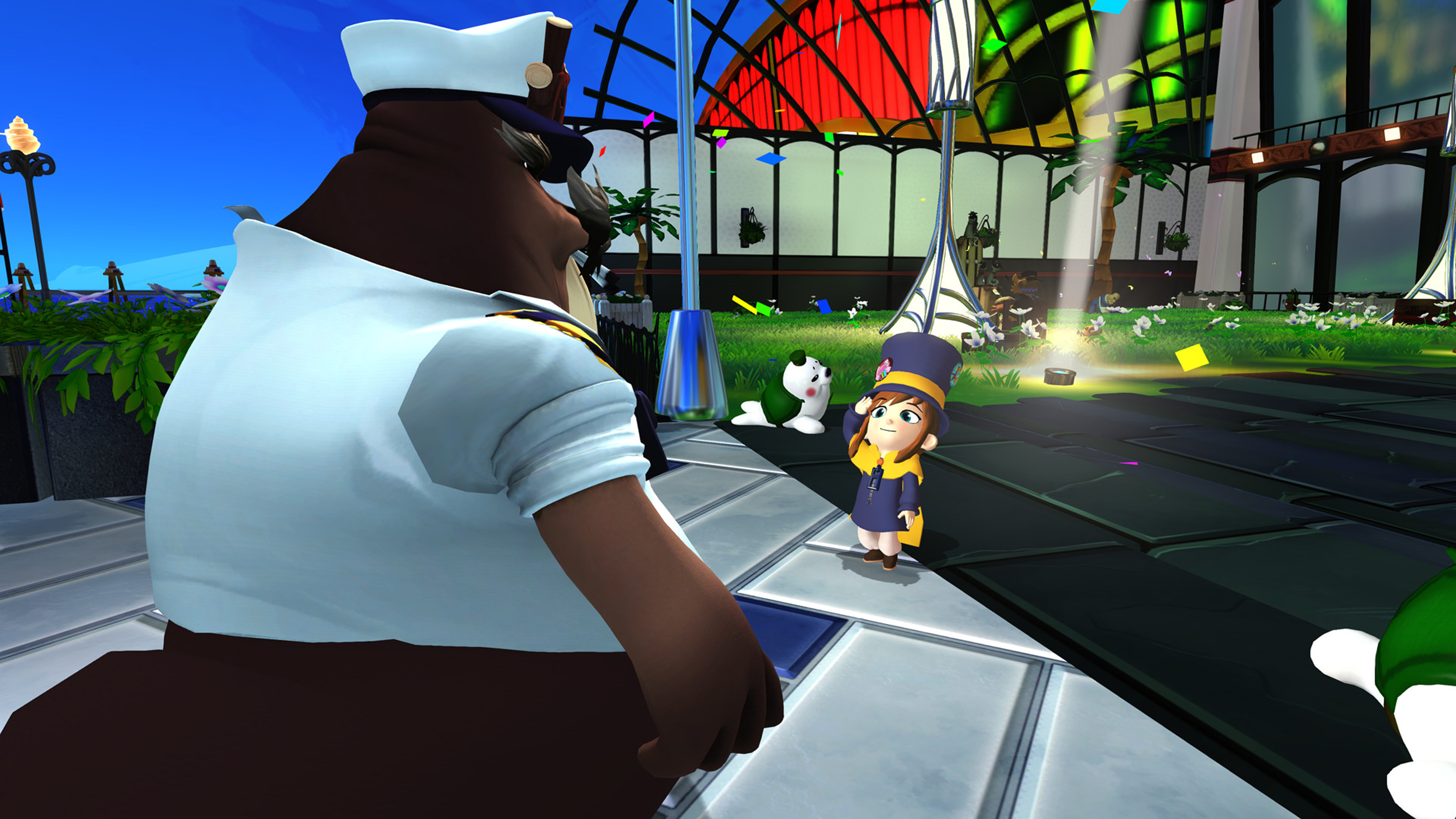 Скриншот №3 к A Hat in Time - Seal the Deal