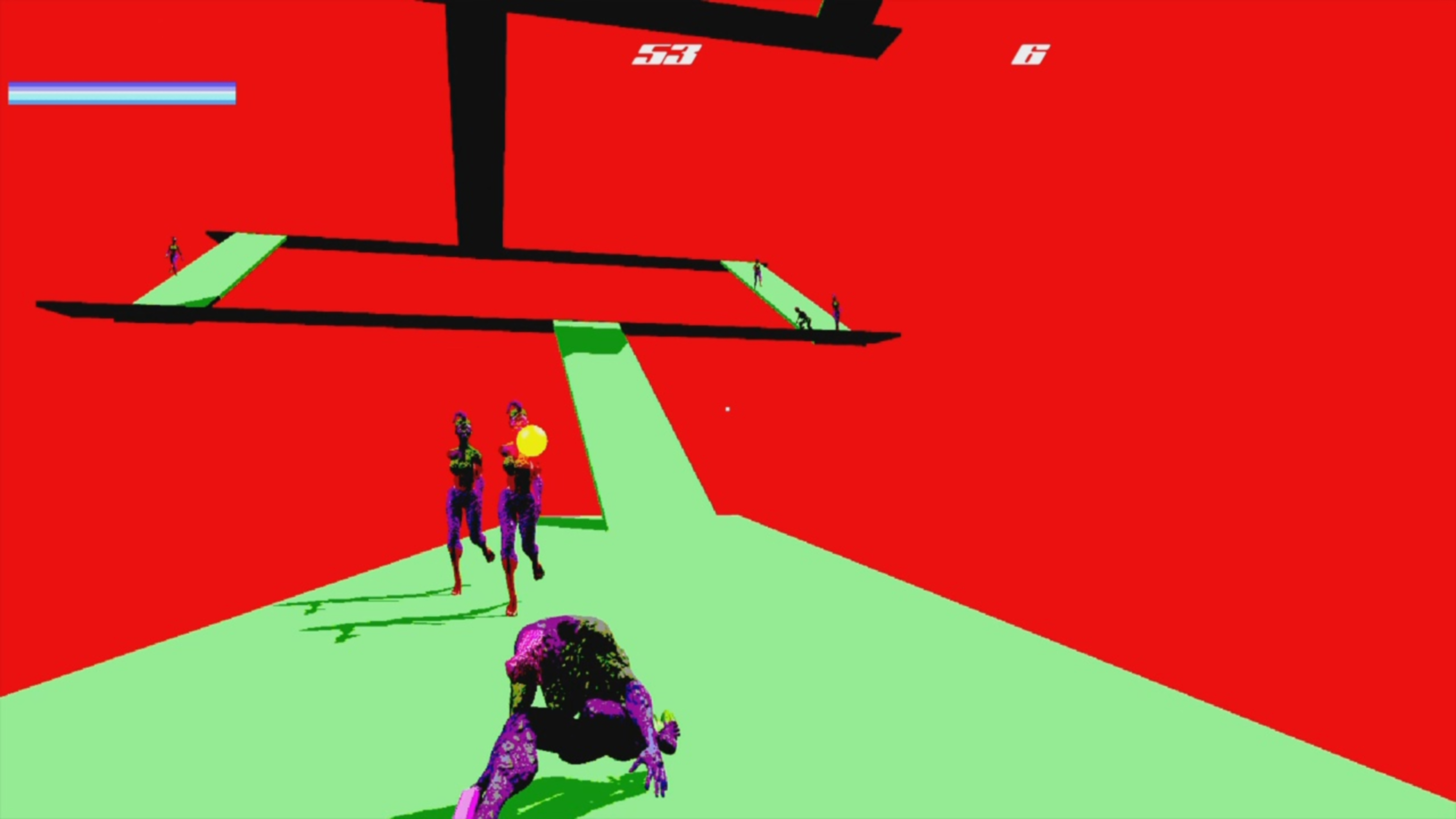Скриншот №4 к Lizard Lady vs the Cats and Avatar Bundle