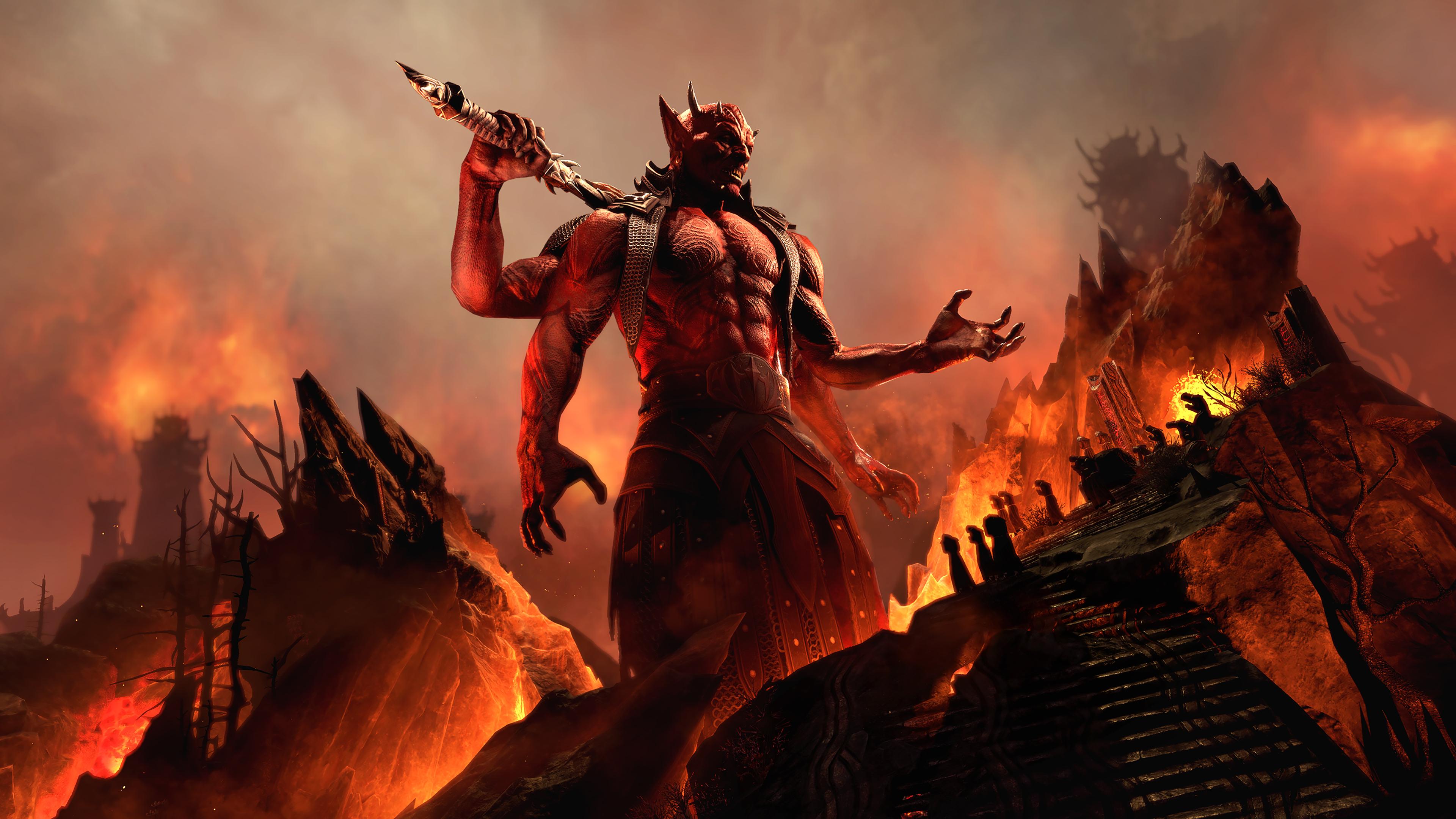 Скриншот №1 к The Elder Scrolls Online Collection Blackwood