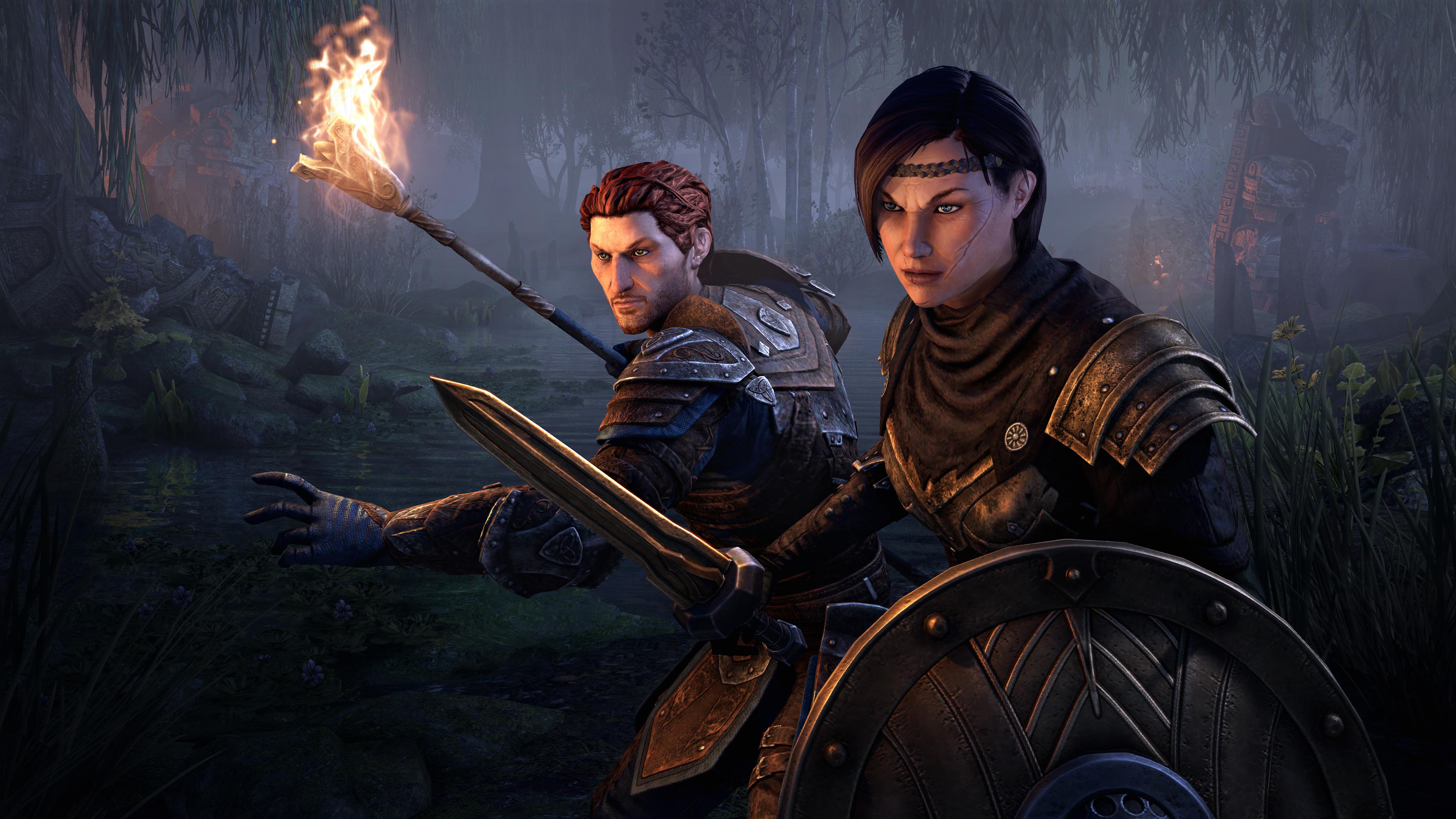 Скриншот №3 к The Elder Scrolls Online Collection Blackwood