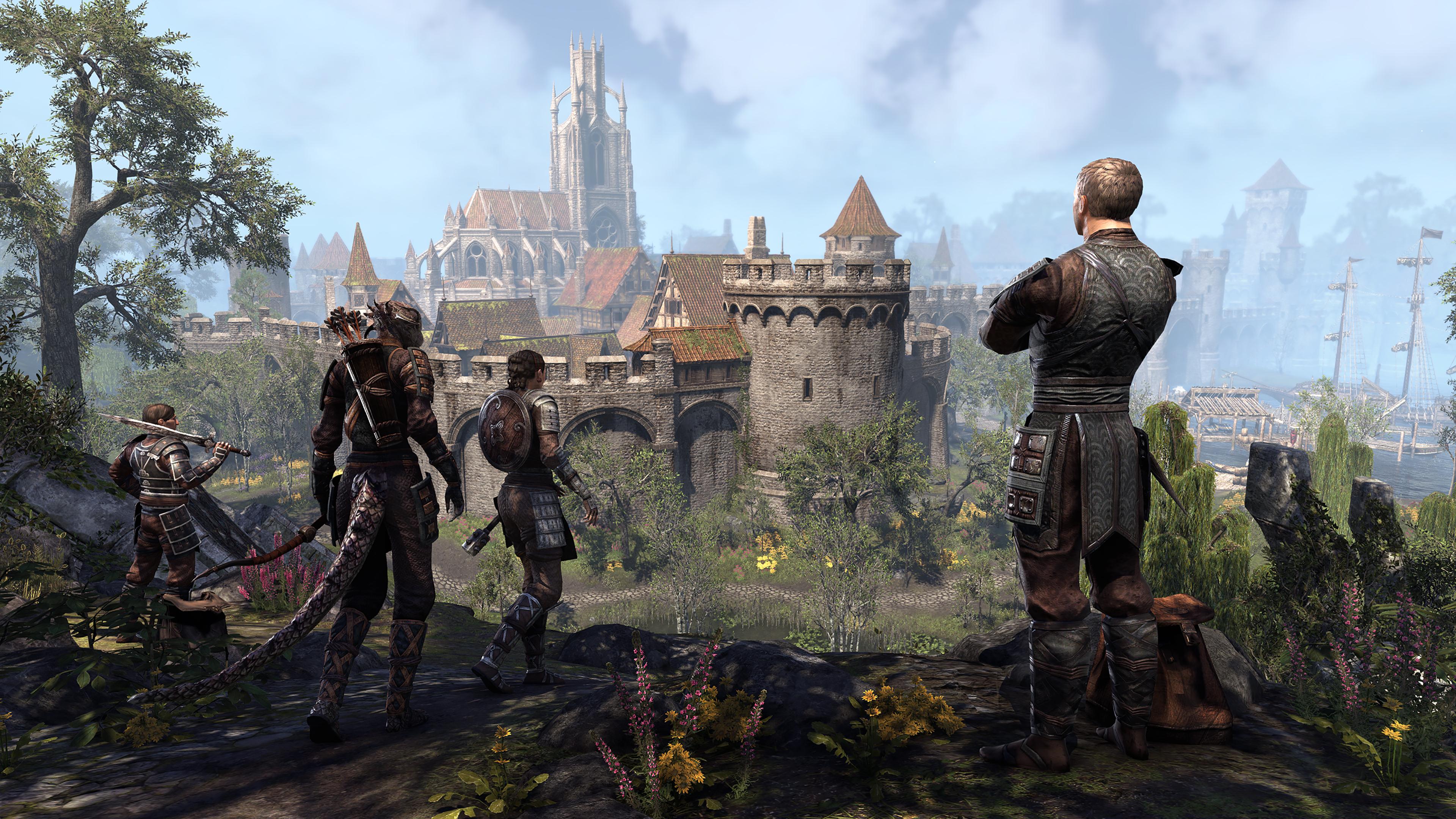 Скриншот №2 к The Elder Scrolls Online Collection Blackwood