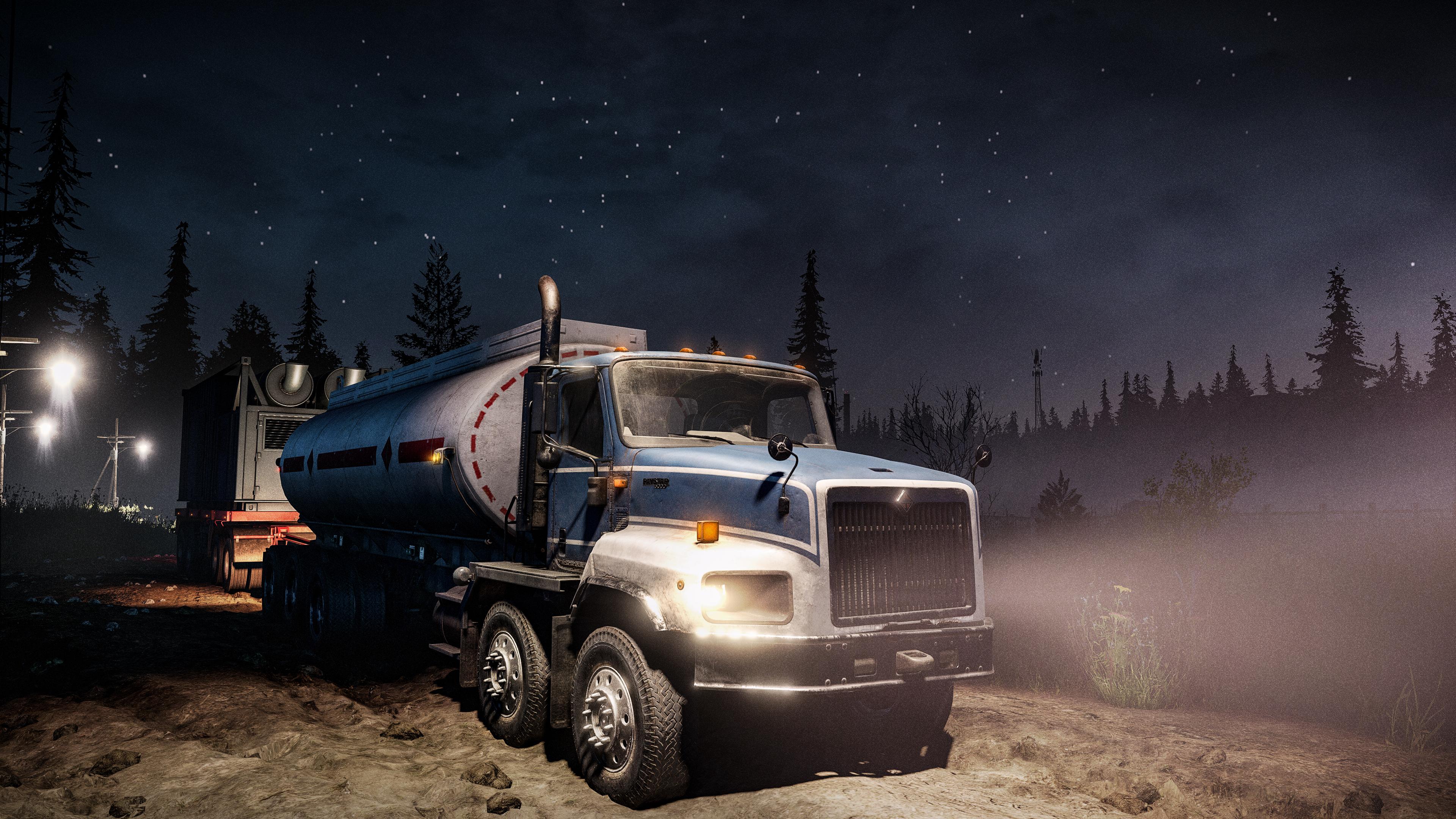 Скриншот №5 к SnowRunner - Season 3 Locate and Deliver