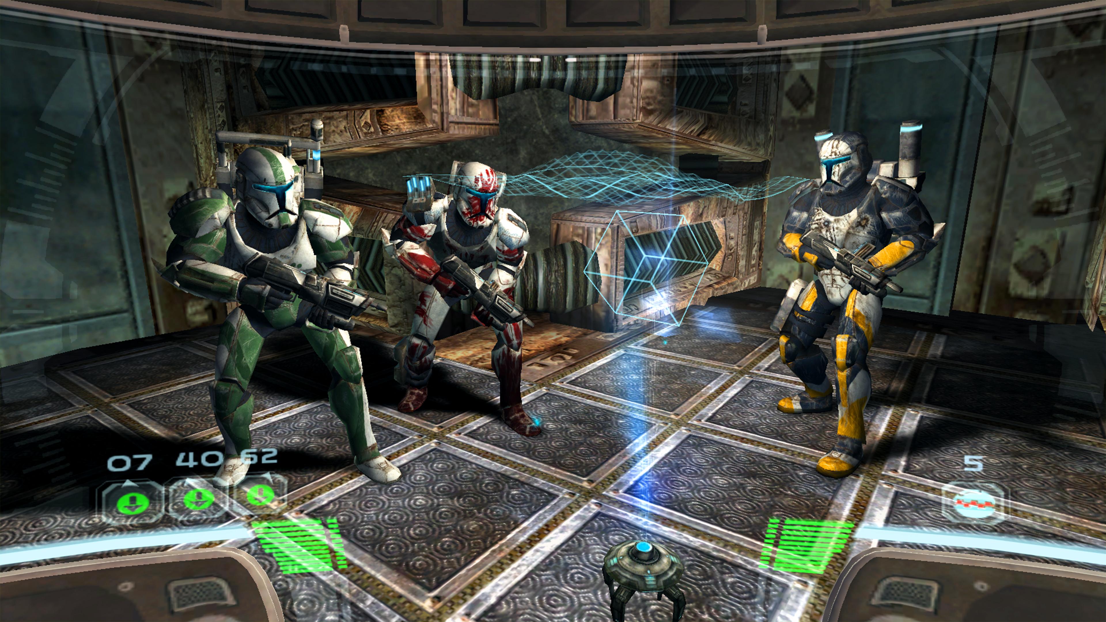 Скриншот №10 к STAR WARS Republic Commando