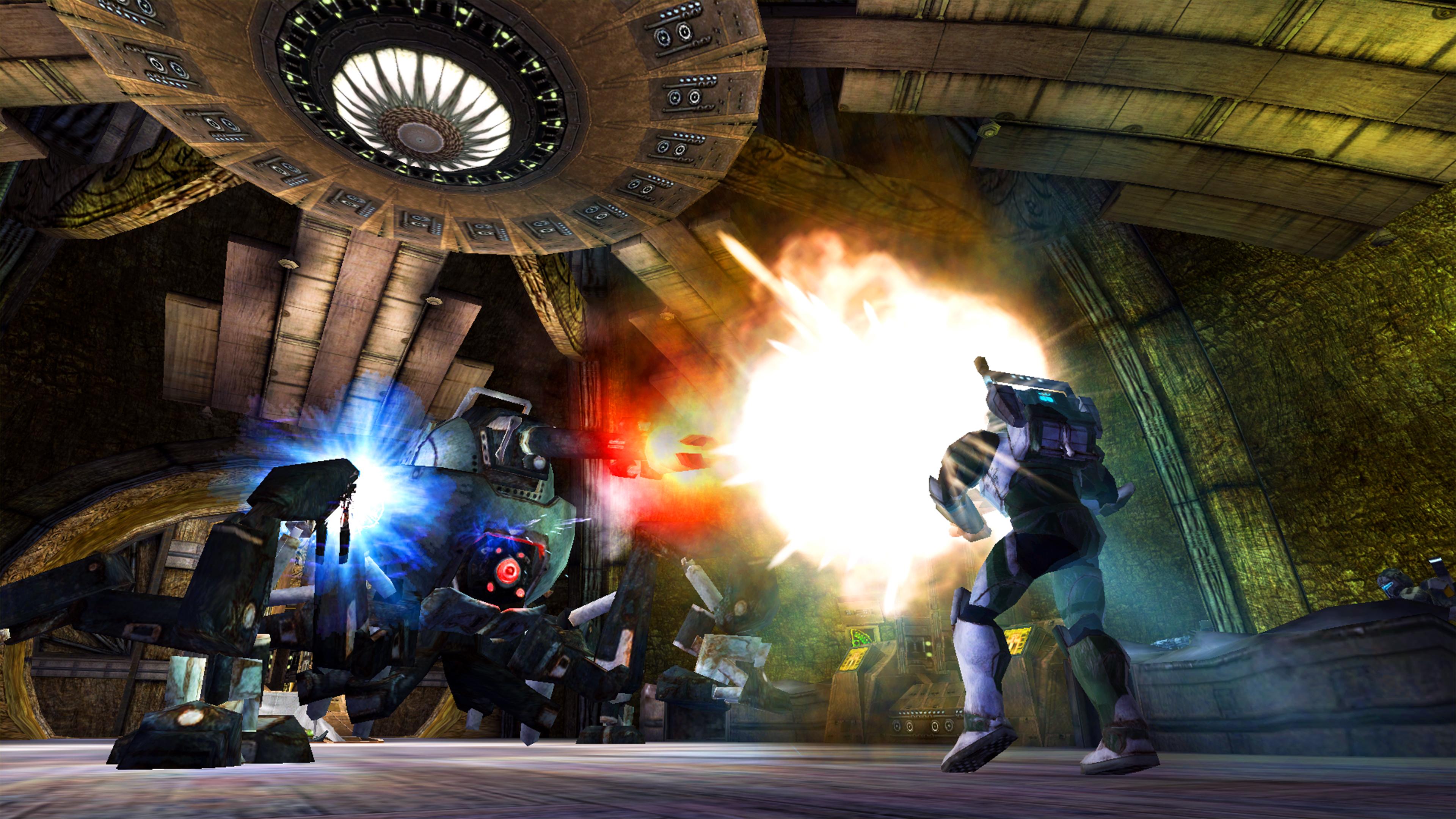 Скриншот №2 к STAR WARS Republic Commando