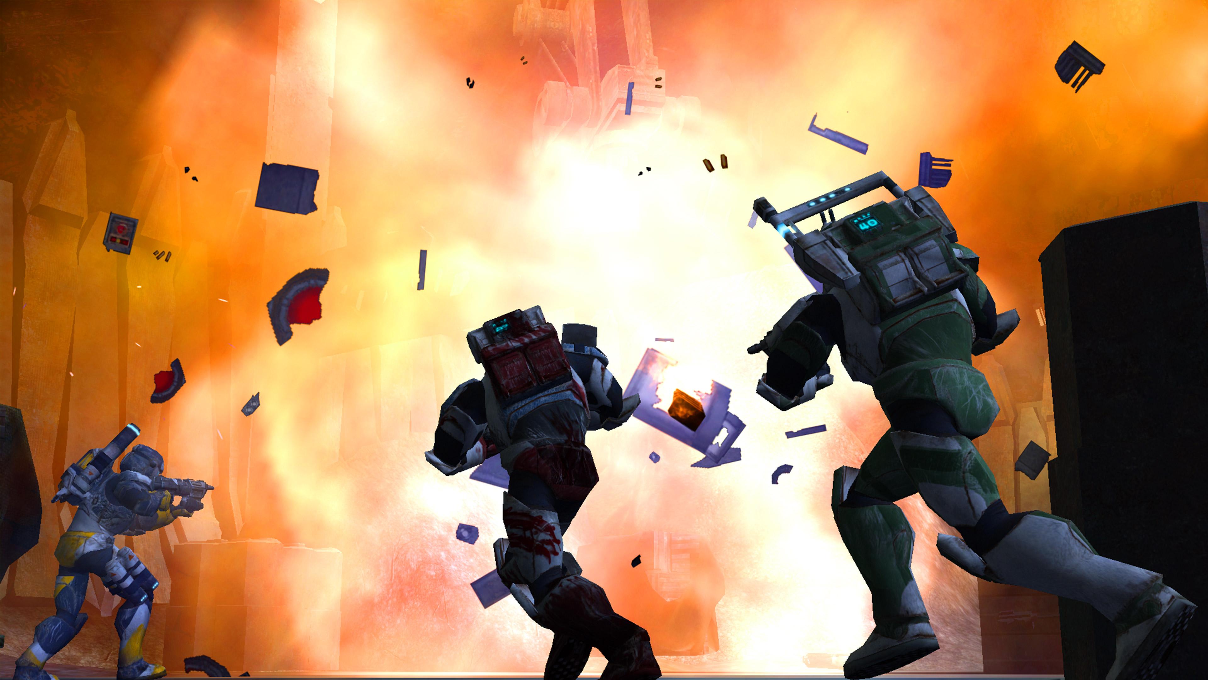 Скриншот №6 к STAR WARS Republic Commando