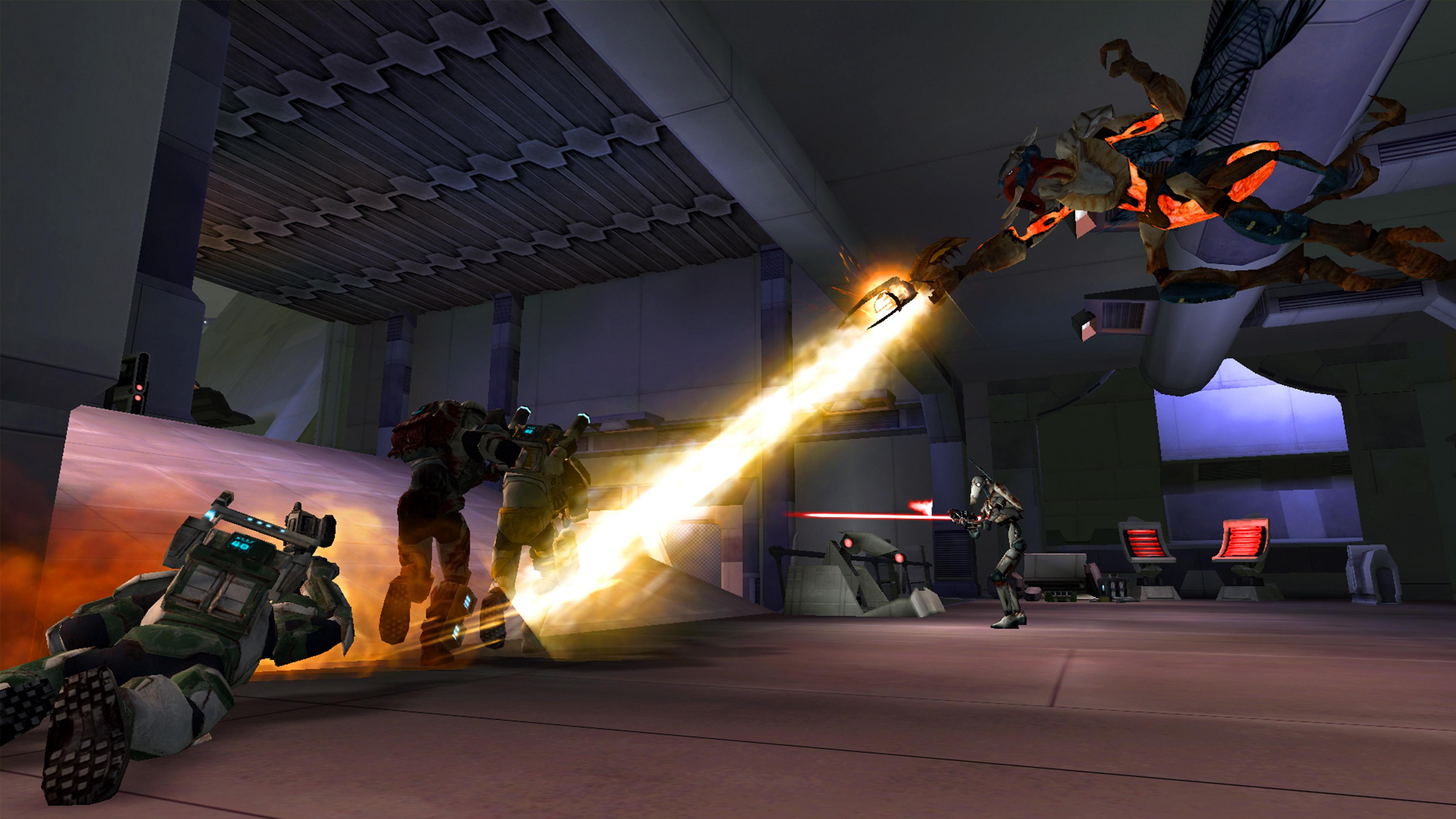Скриншот №8 к STAR WARS Republic Commando