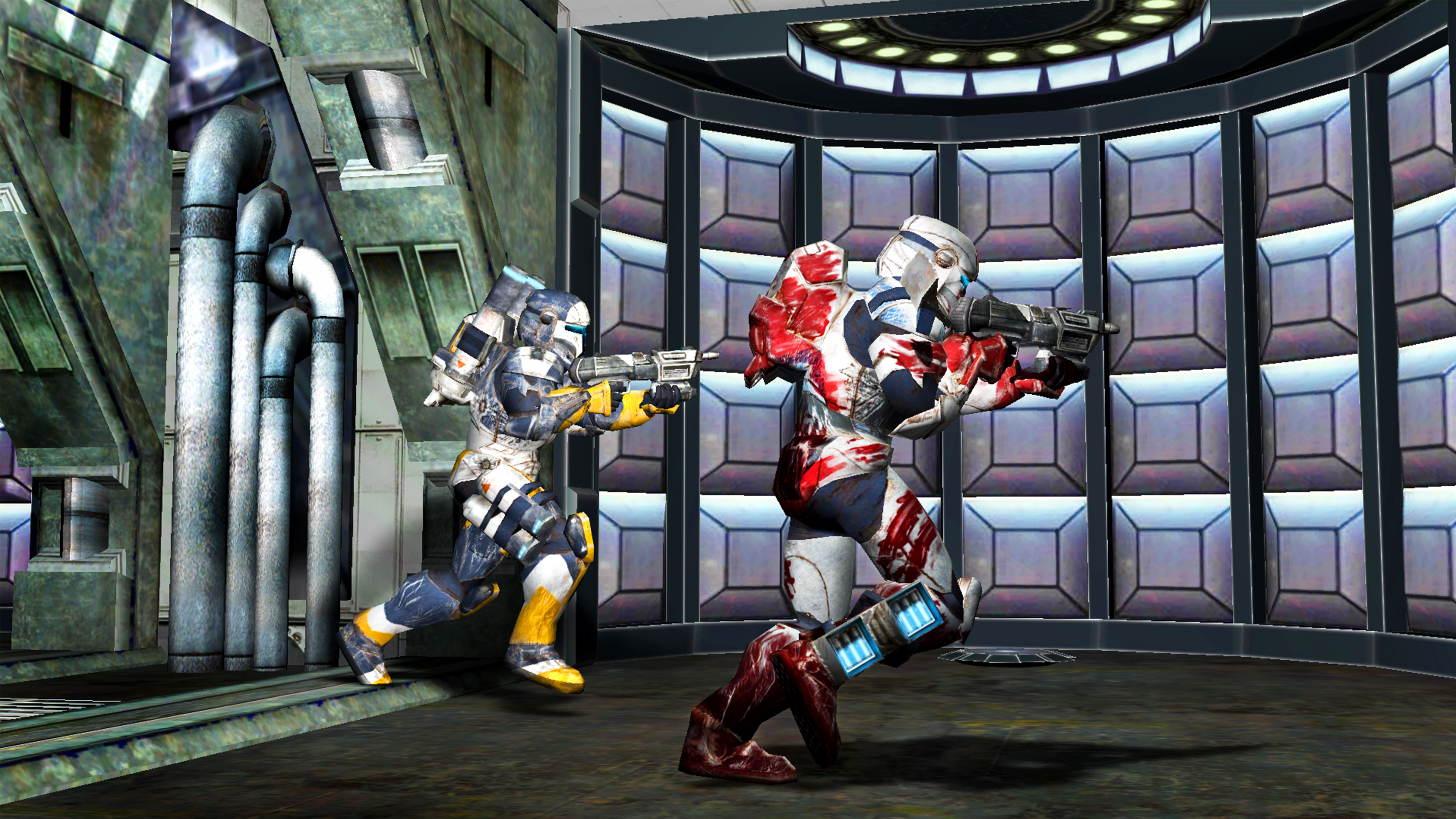 Скриншот №9 к STAR WARS Republic Commando