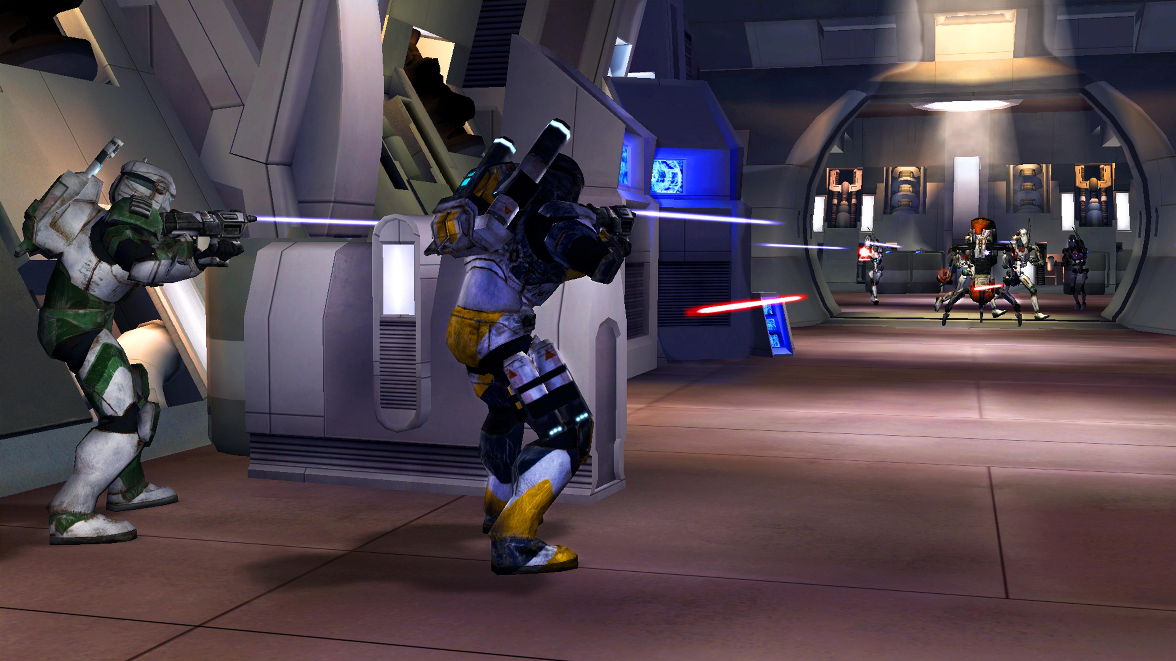 Скриншот №4 к STAR WARS Republic Commando