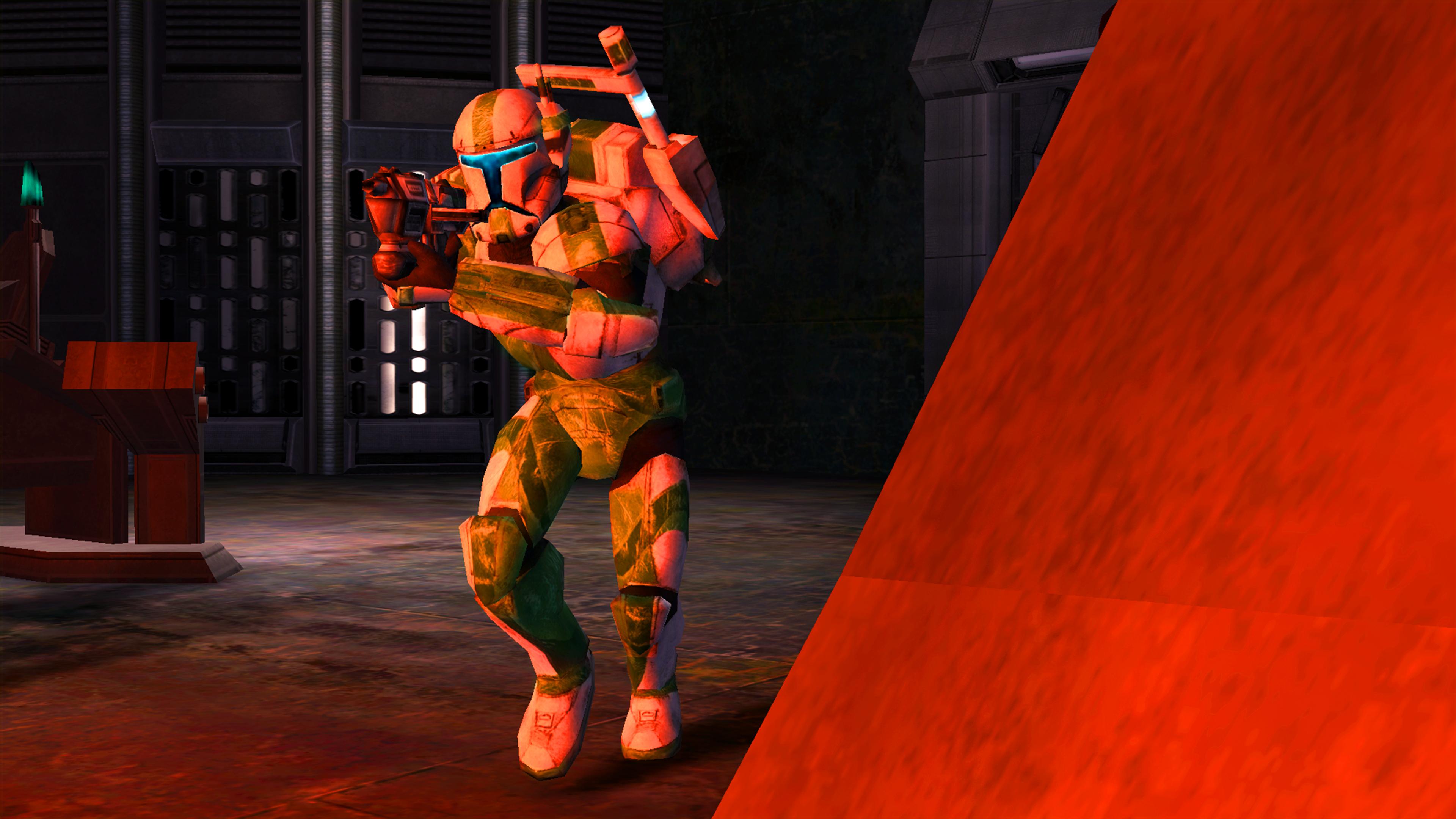 Скриншот №7 к STAR WARS Republic Commando